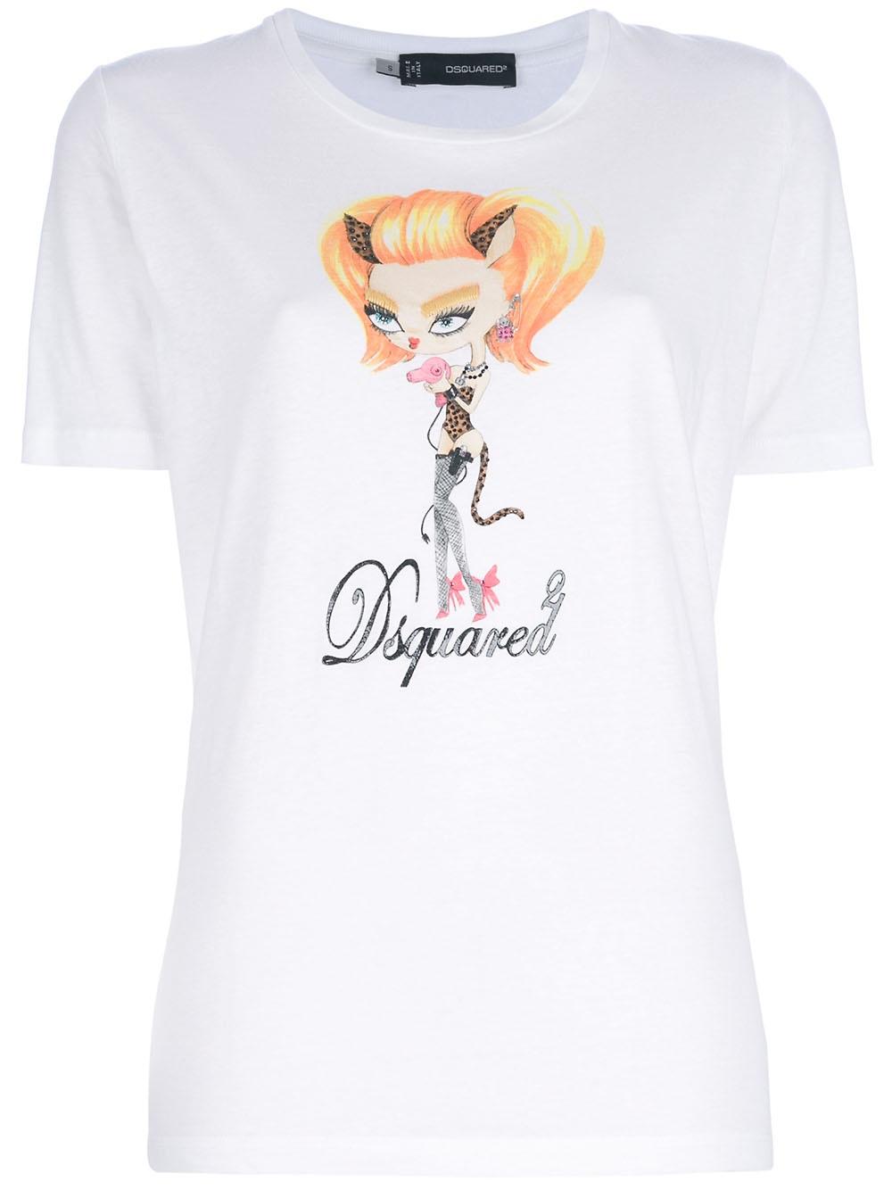 Dsquared T Shirt Printing Dsquared2 Uk