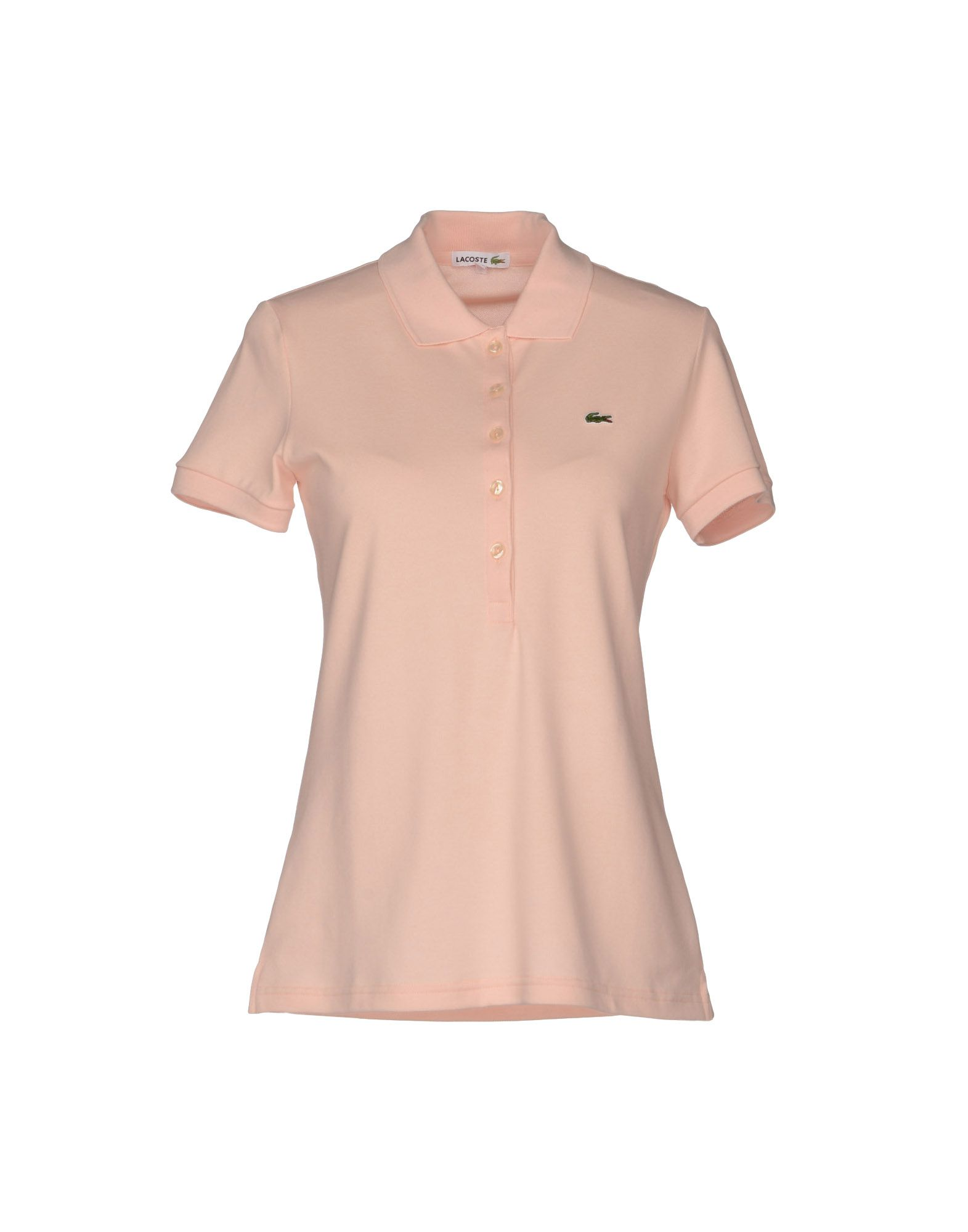 Lacoste Polo Shirts in Pink (Light pink)