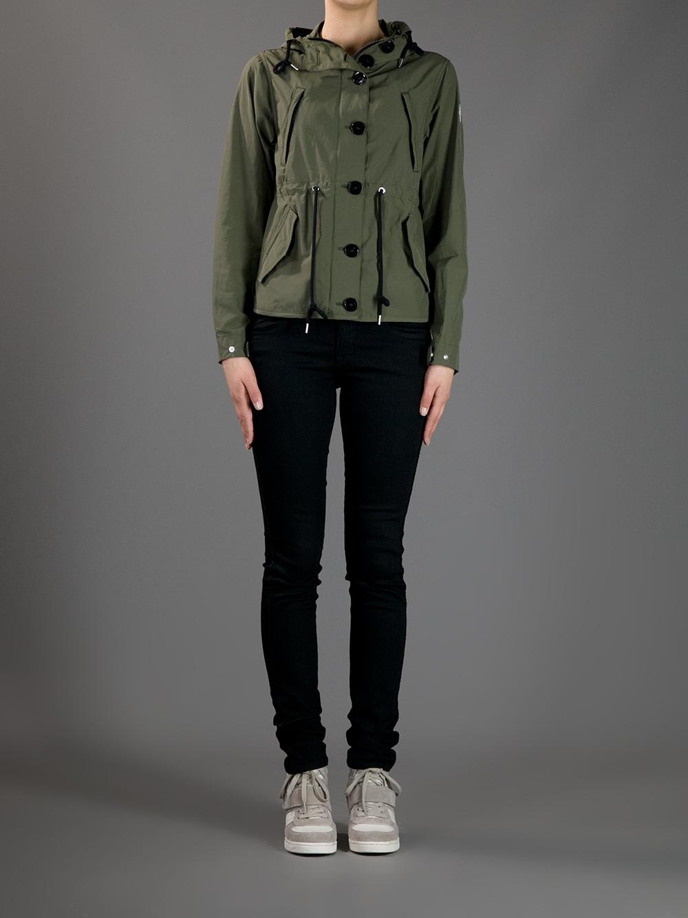 Moncler Parka Jackets