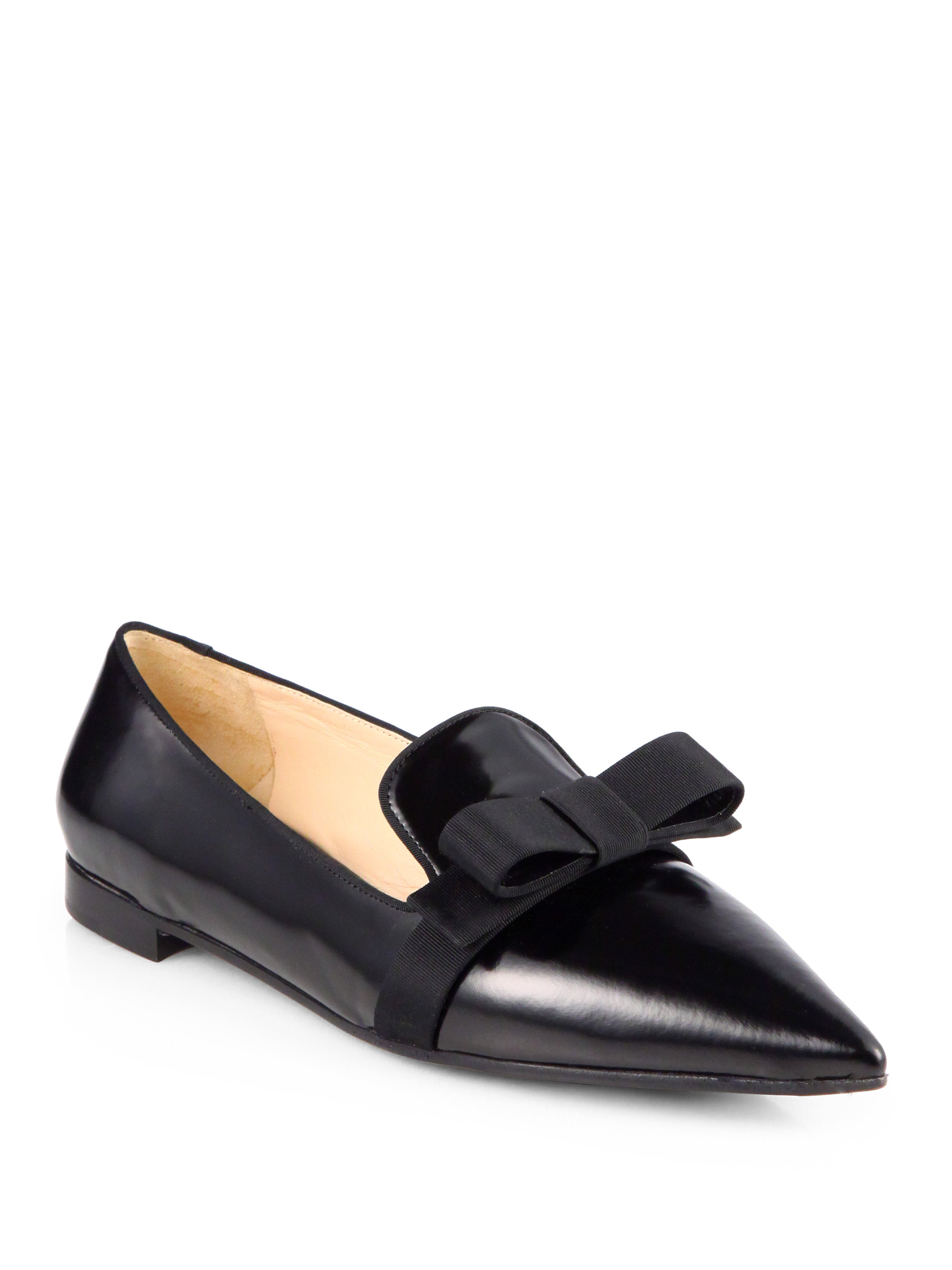420d1909b Gallery. Previously sold at: Saks Fifth Avenue · Women's Prada Ballet Flats