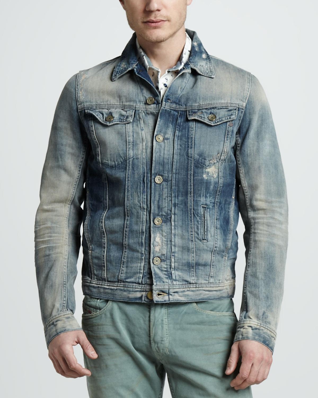 uk cheap sale great look newest Elshar Denim Jacket