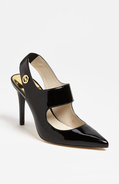 Michael By Michael Kors Sivian Pump in Black