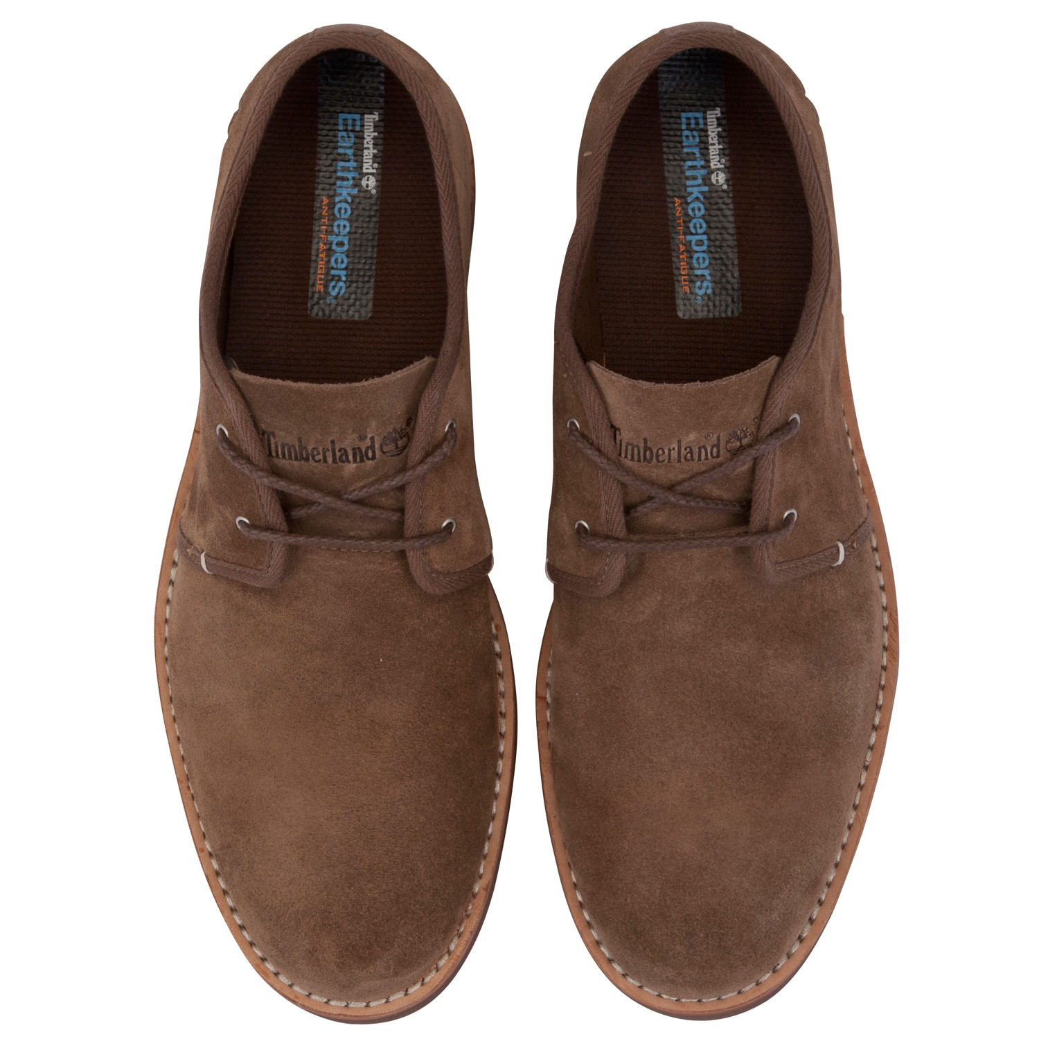 Brown Leather Game Keepers Shoes