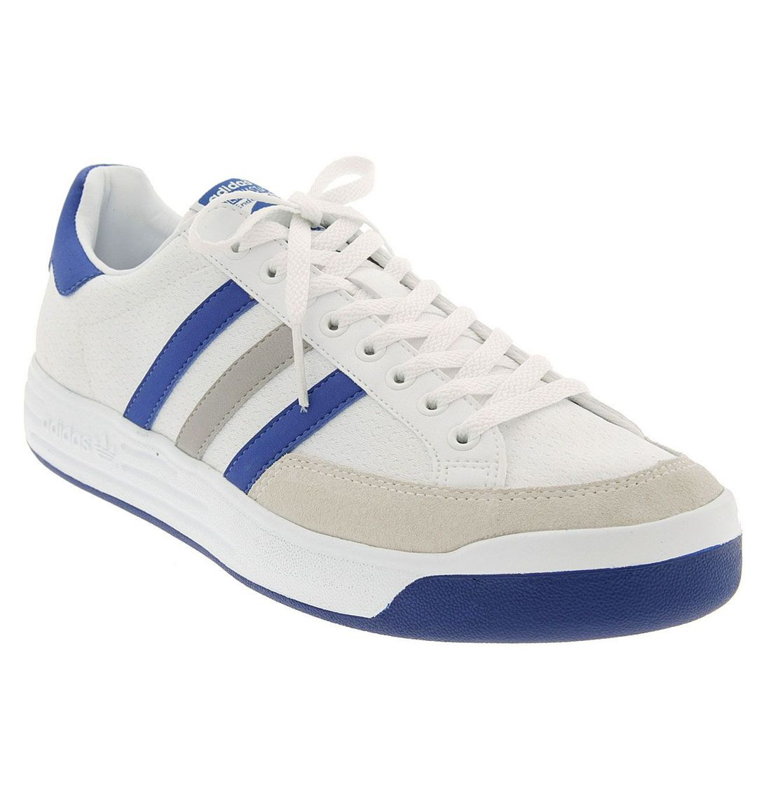 Adidas Nastase Supreme Athletic Shoe in Blue for Men ...