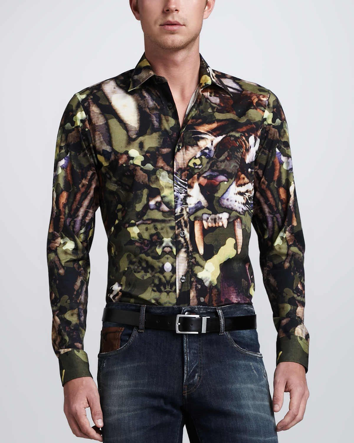 Love Moschino Shirt Men