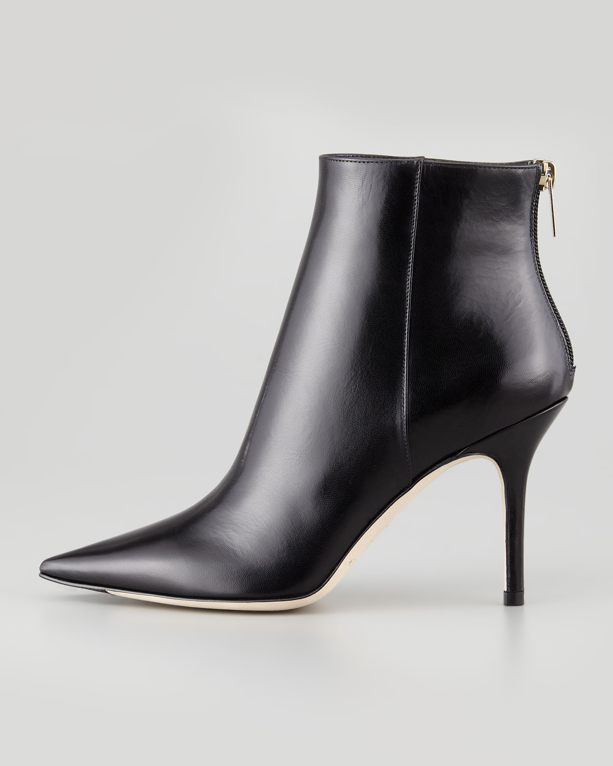 Shop pointed toe leather boot at Neiman Marcus, where you will find free shipping on the latest in fashion from top designers.
