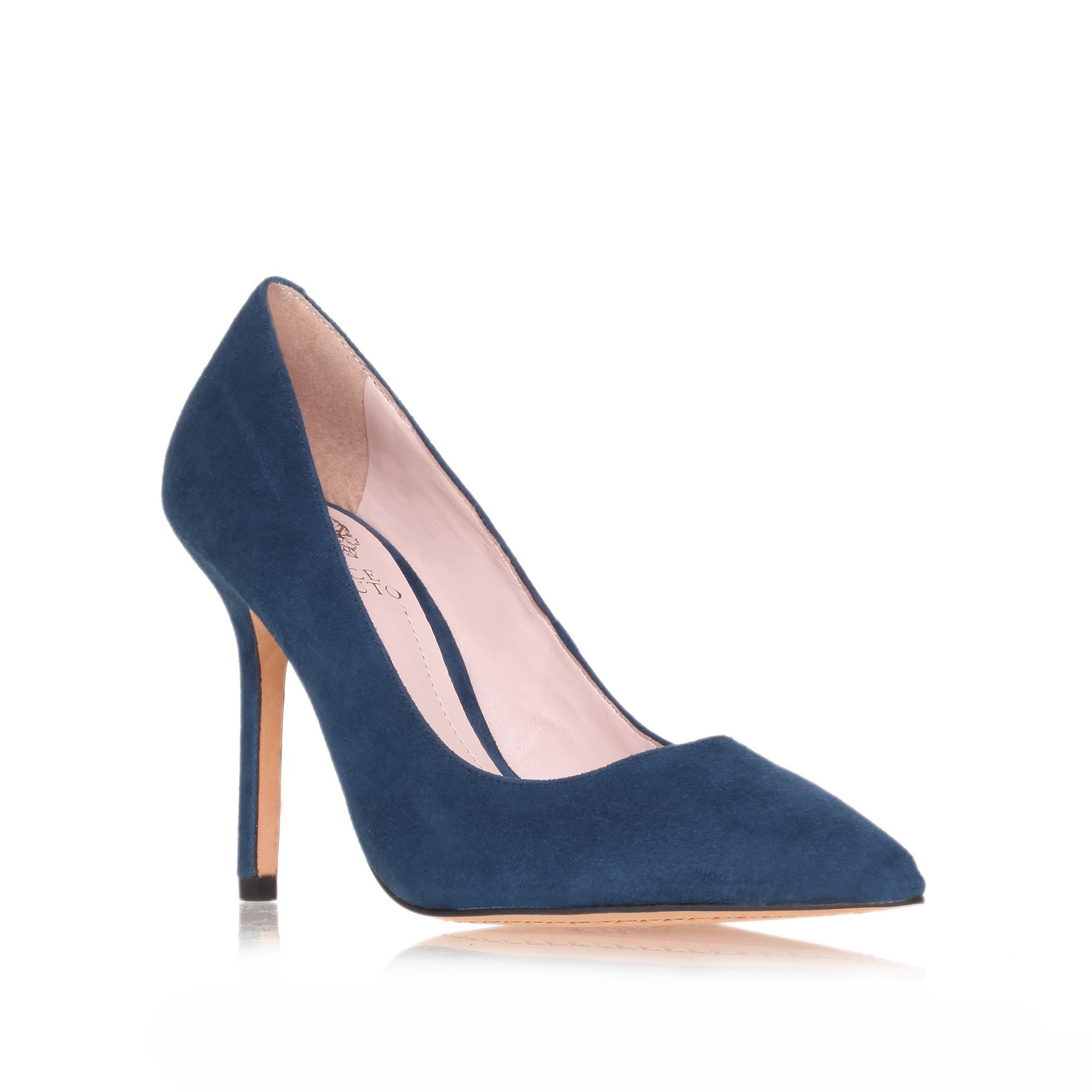 vince camuto harty in blue navy lyst