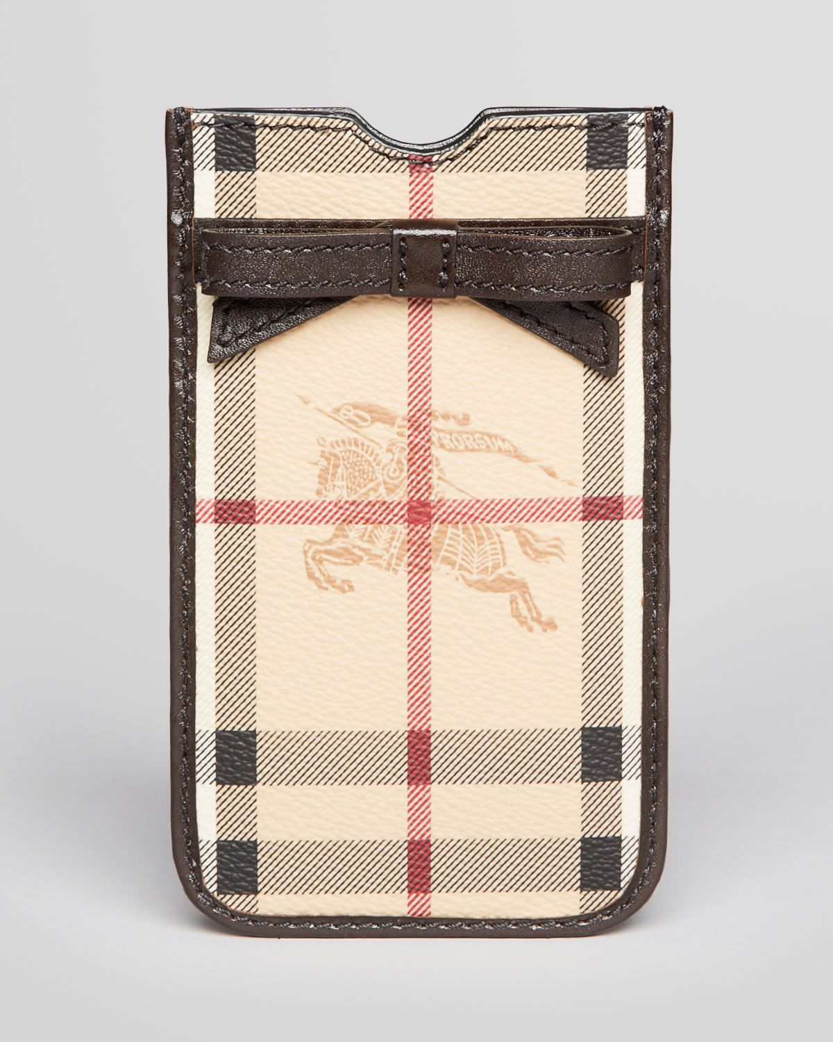 uk availability 8f757 20ee7 Burberry Natural Iphone 5 Case Roo