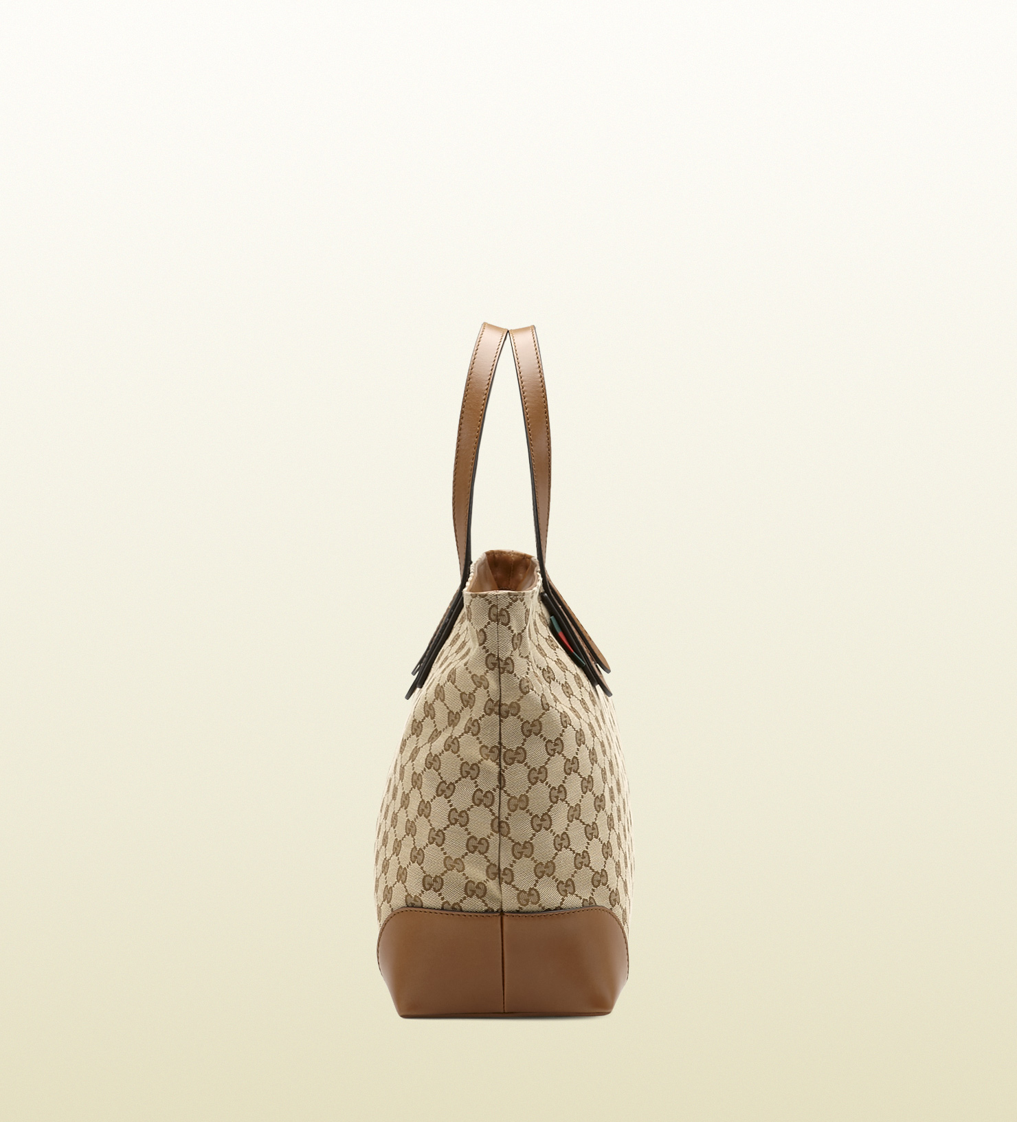 Gucci Large Original Gg Canvas Tote in Natural for Men