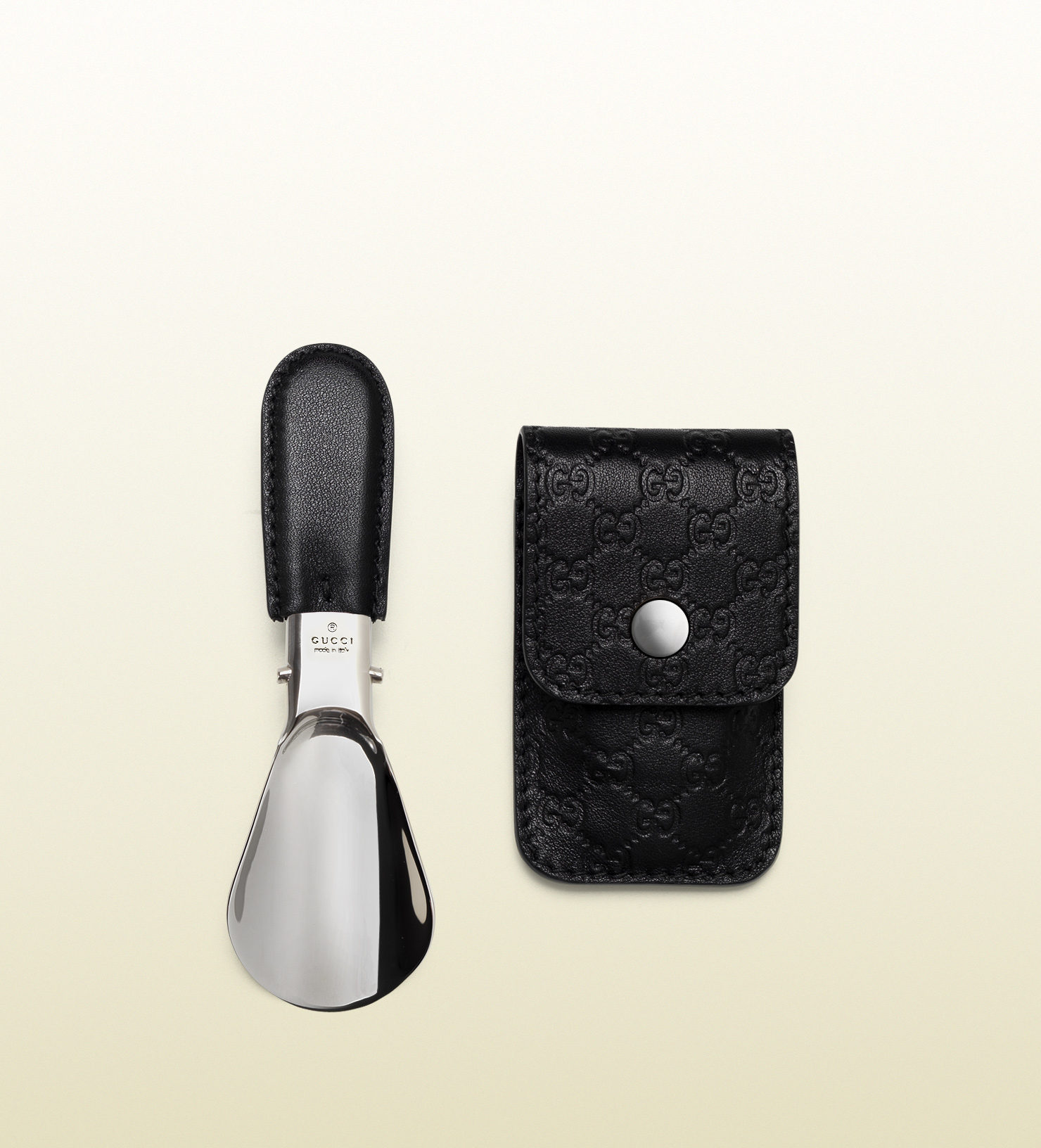 Gucci Foldable Shoe Horn with Travel