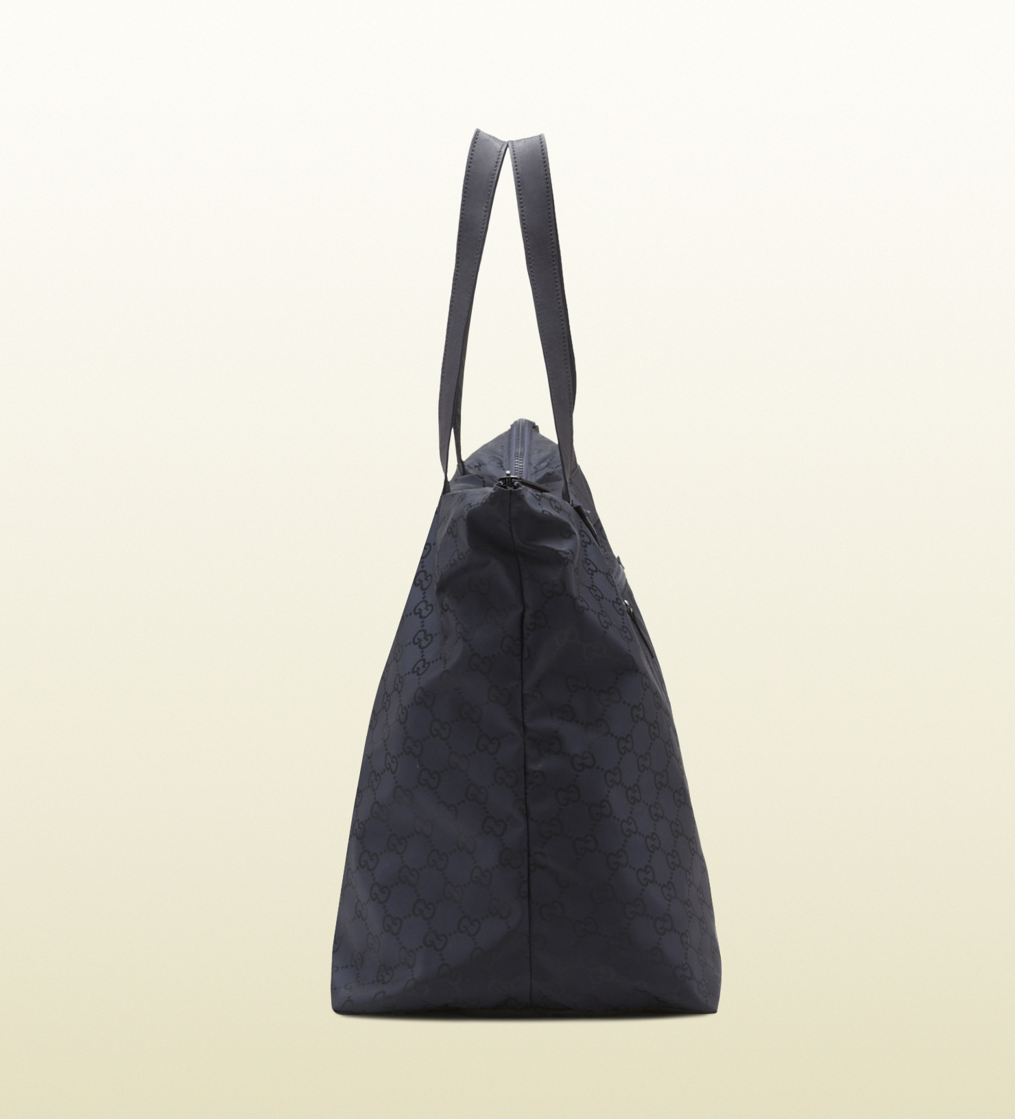 12acec61f58c Lyst - Gucci Blue Gg Nylon Duffel Bag From Viaggio Collection in ...