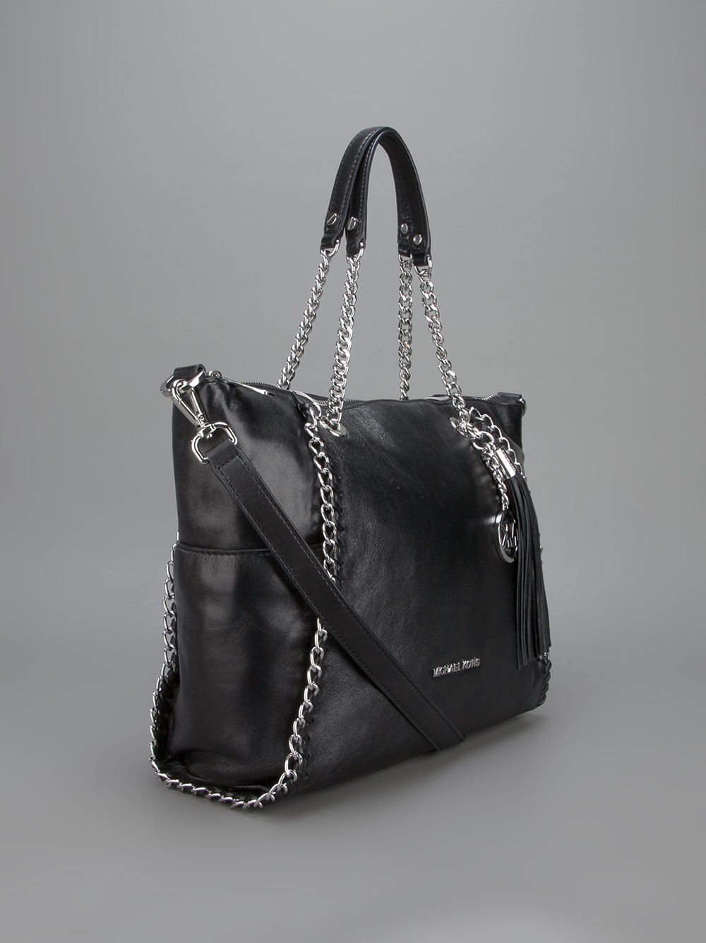 60611d89d76c 123456 365a4 632c2; low price lyst michael michael kors large chelsea tote  in black a9188 97ae5