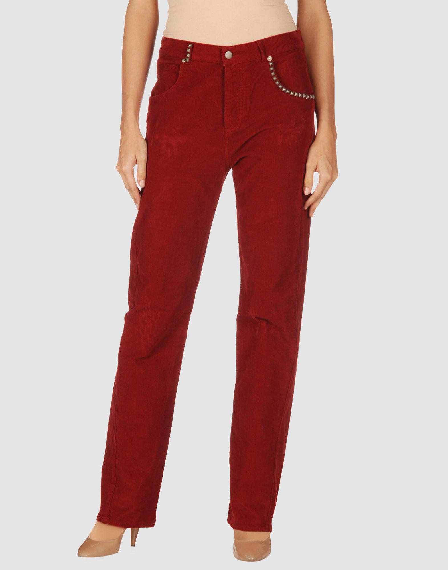 Wonderful Shop Yepme Regular Fit Women Maroon Trousers  507361