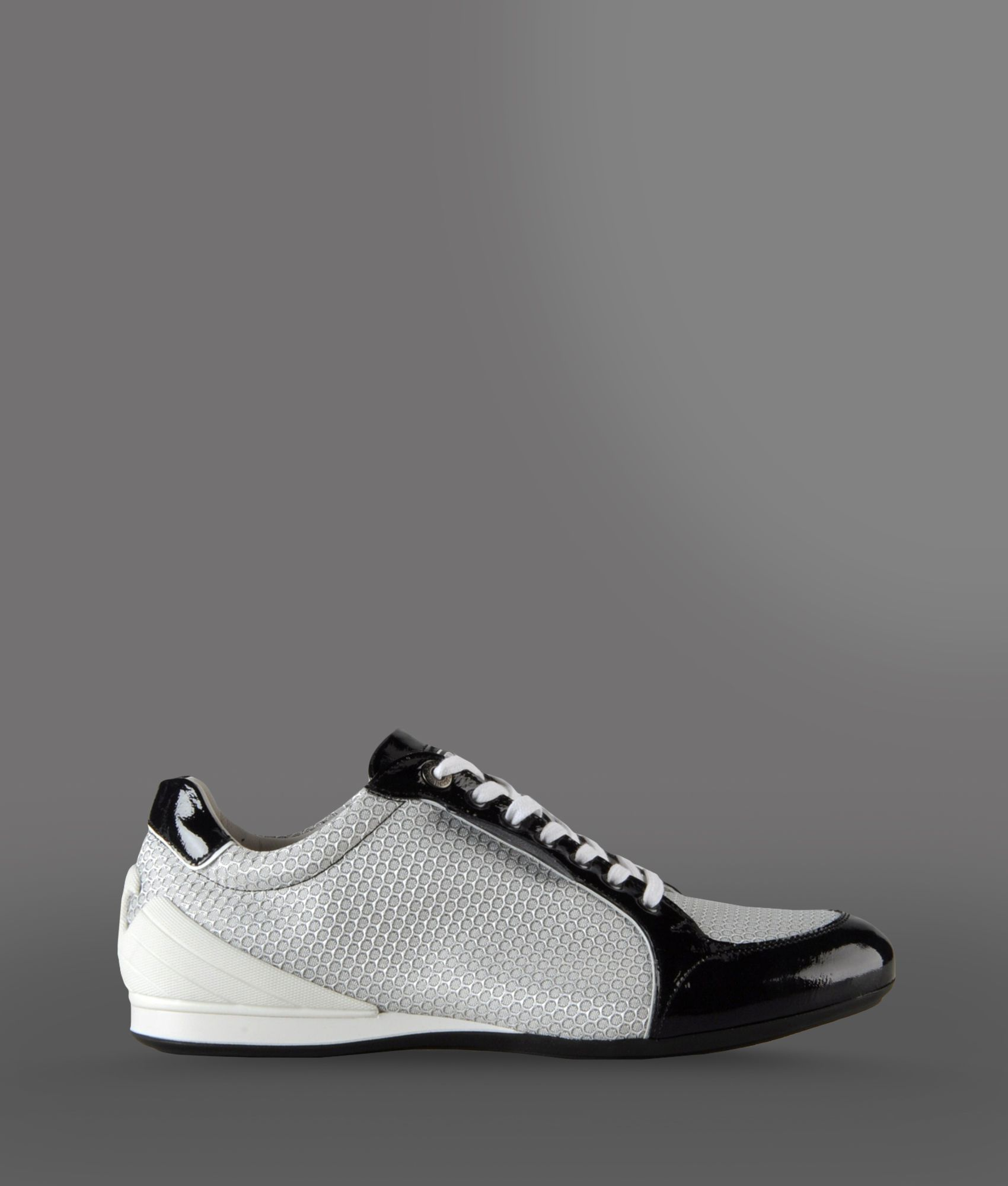 Lyst Emporio Armani Sneakers In White For Men