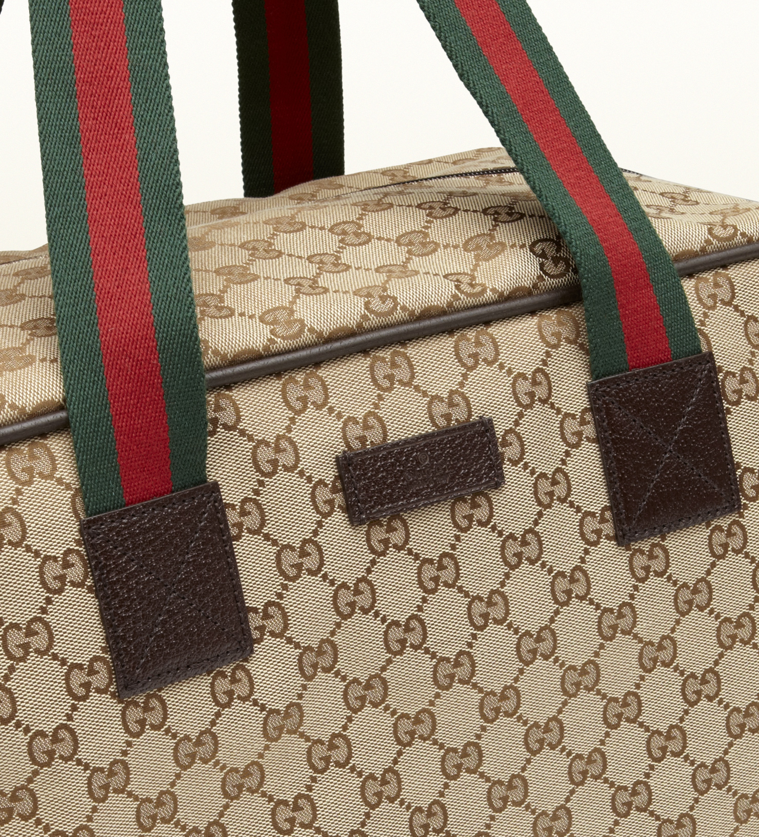 758cd1894 Gucci Original Gg Canvas Carry-on Duffle Bag in Natural for Men - Lyst