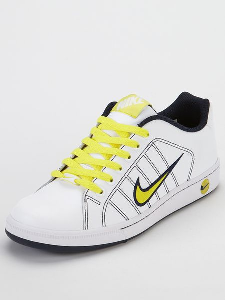 Nike Court Tradition Ii Womens Tennis Shoes