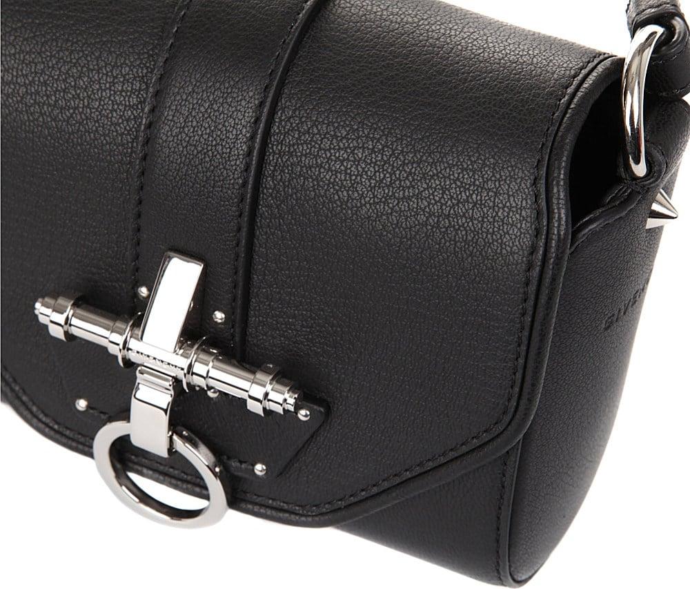 Givenchy Obsedia Crossbody Bag in Black