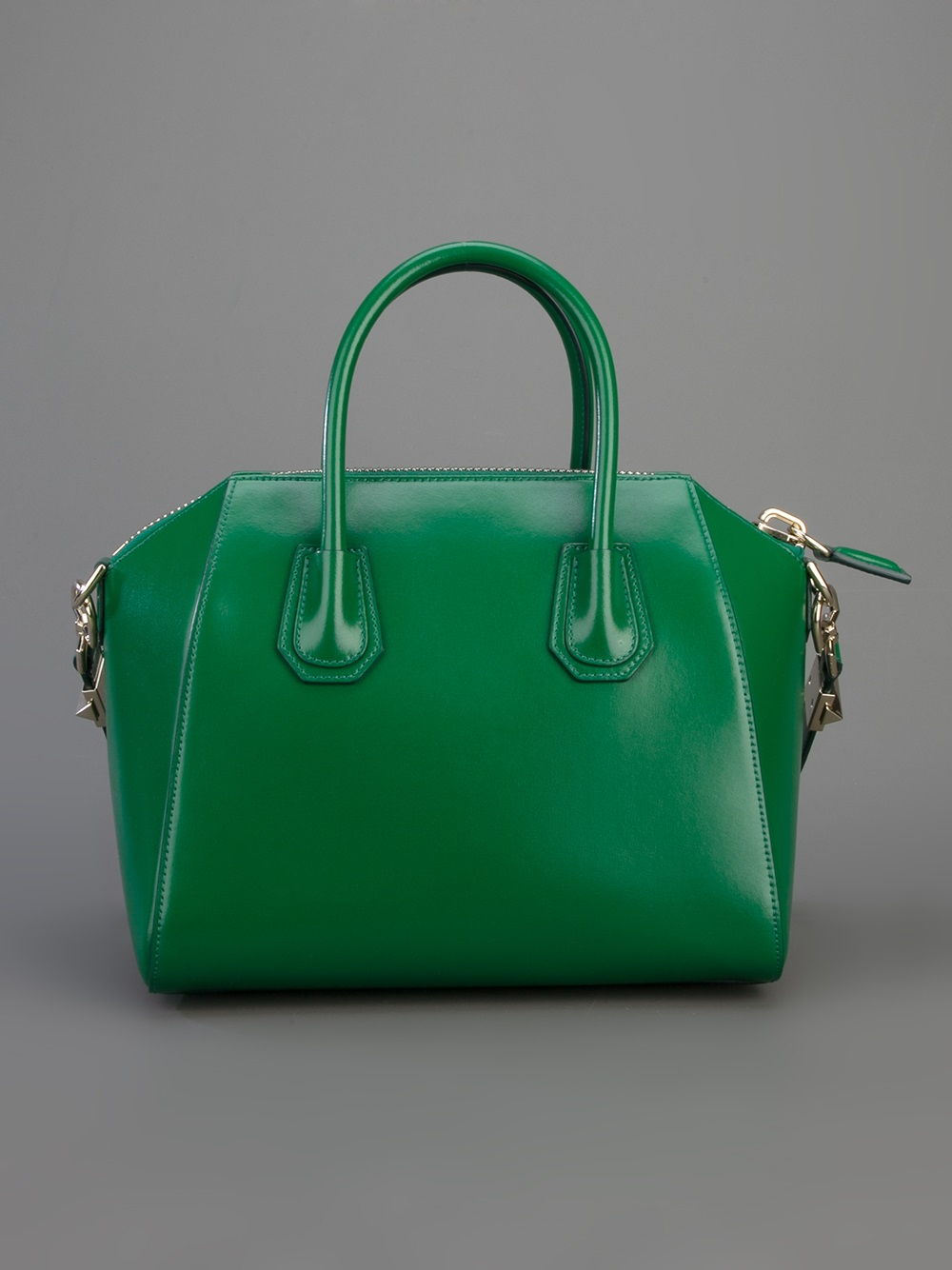 Givenchy Antigona Small Tote in Green