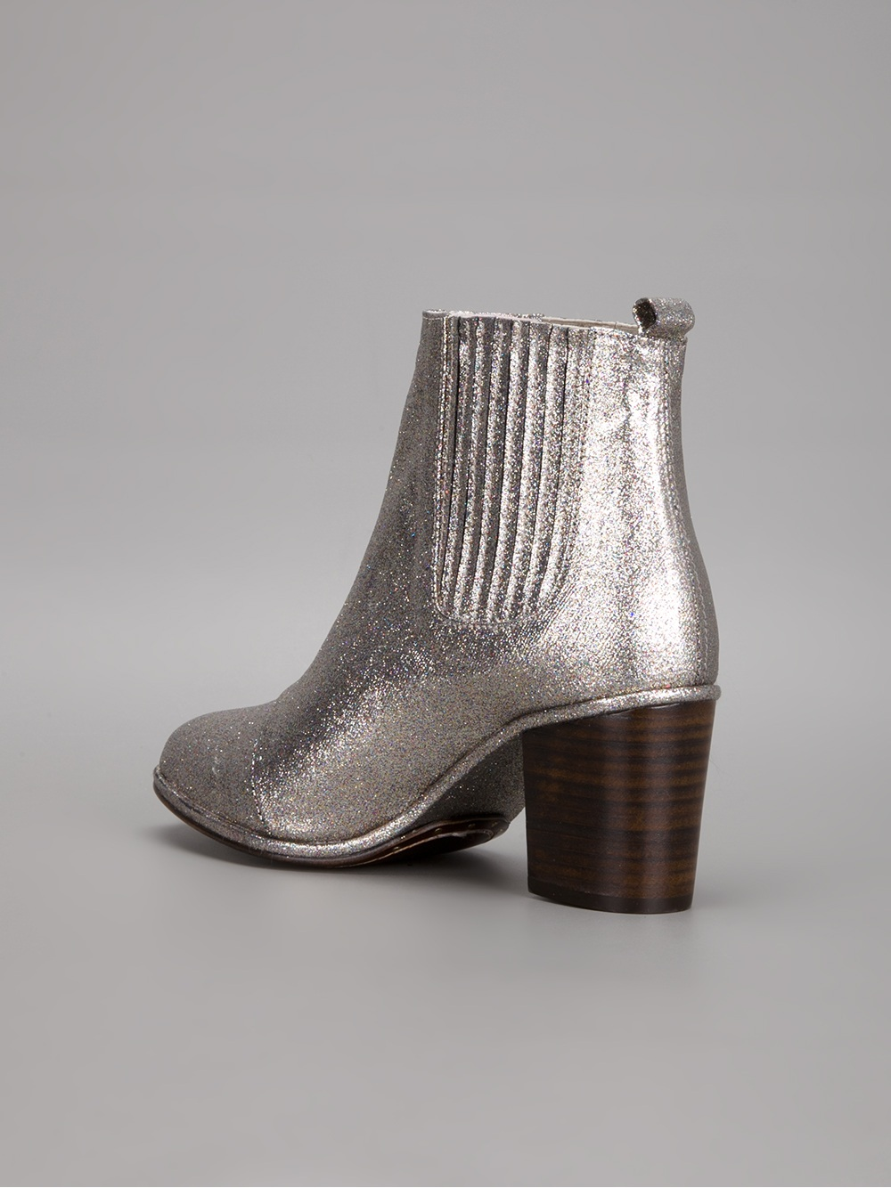 Opening Ceremony Fall 2015: Opening Ceremony 'brenda' Boot In Metallic