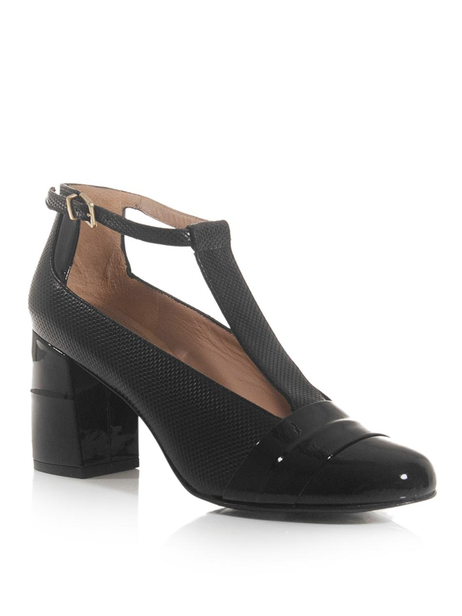 price reduced run shoes sale retailer Katia Tbar Block Heel Shoes