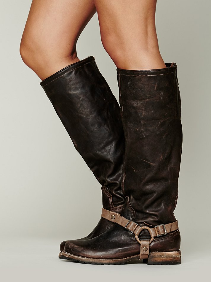 Freebird By Steven Reckless Tall Boot In Brown Lyst