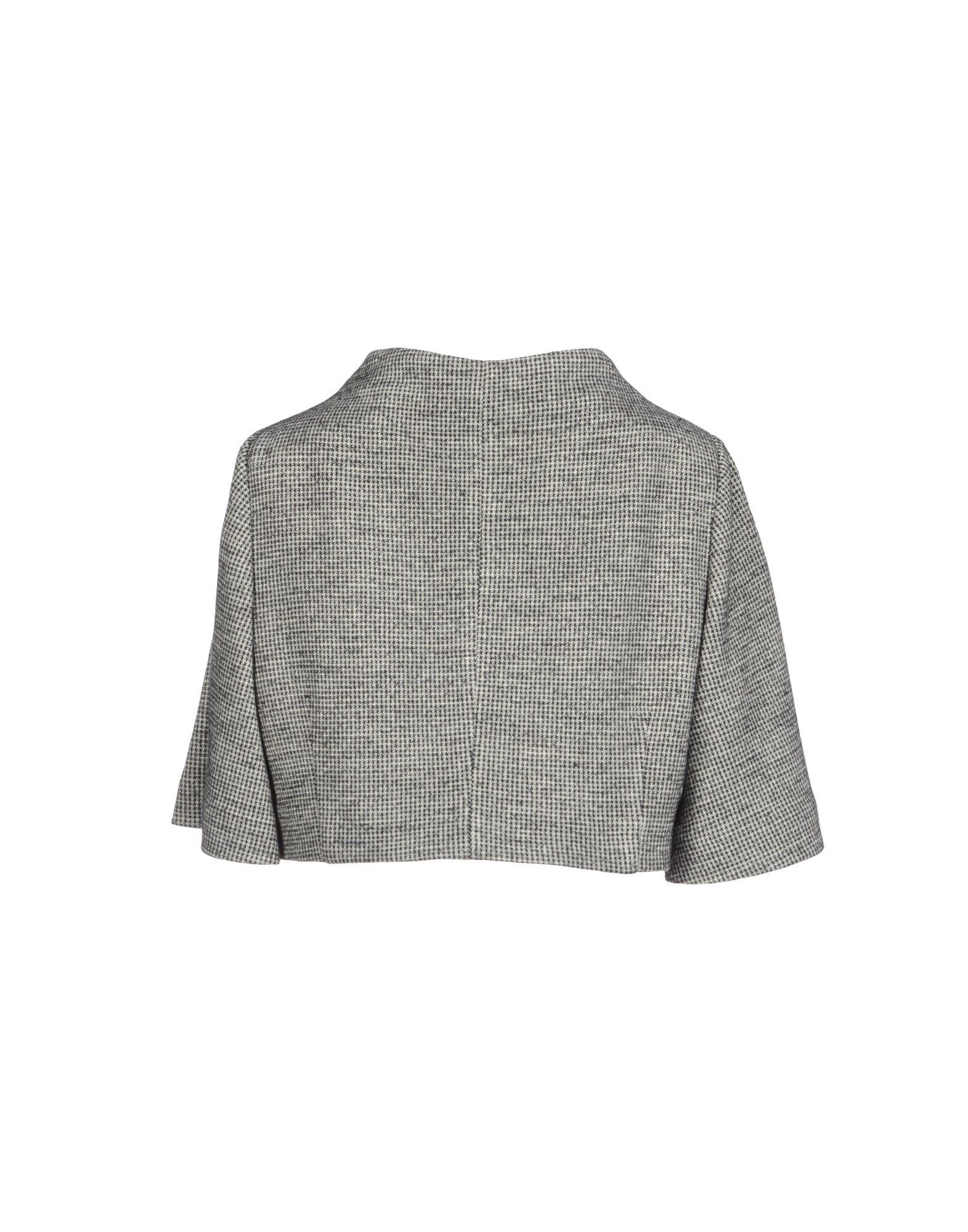 Le Full Wool Blazer in Grey (Grey)