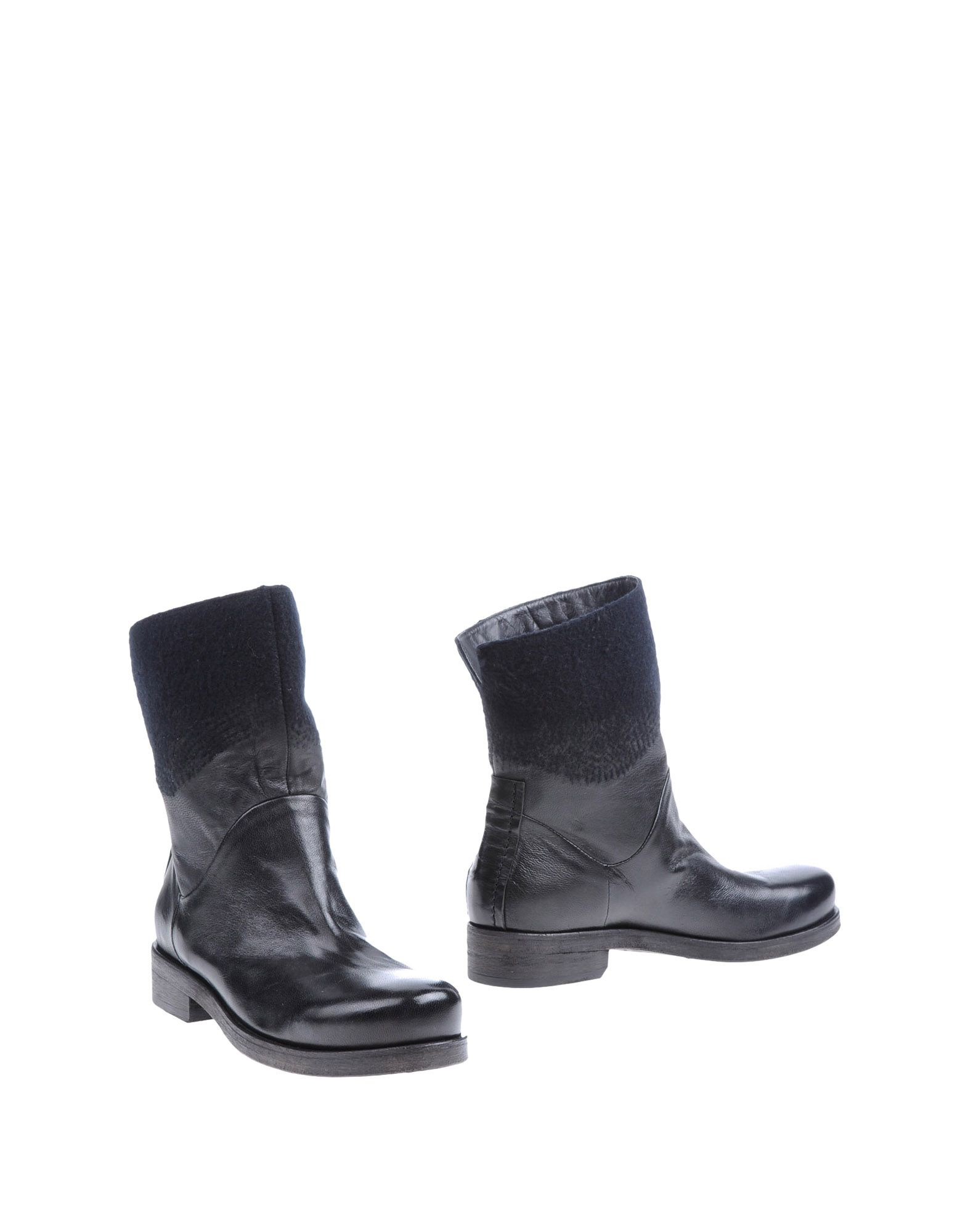 vic mati ankle boots in black save 70 lyst. Black Bedroom Furniture Sets. Home Design Ideas