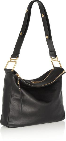 Chloe Vanessa Leather Shoulder Bag 41