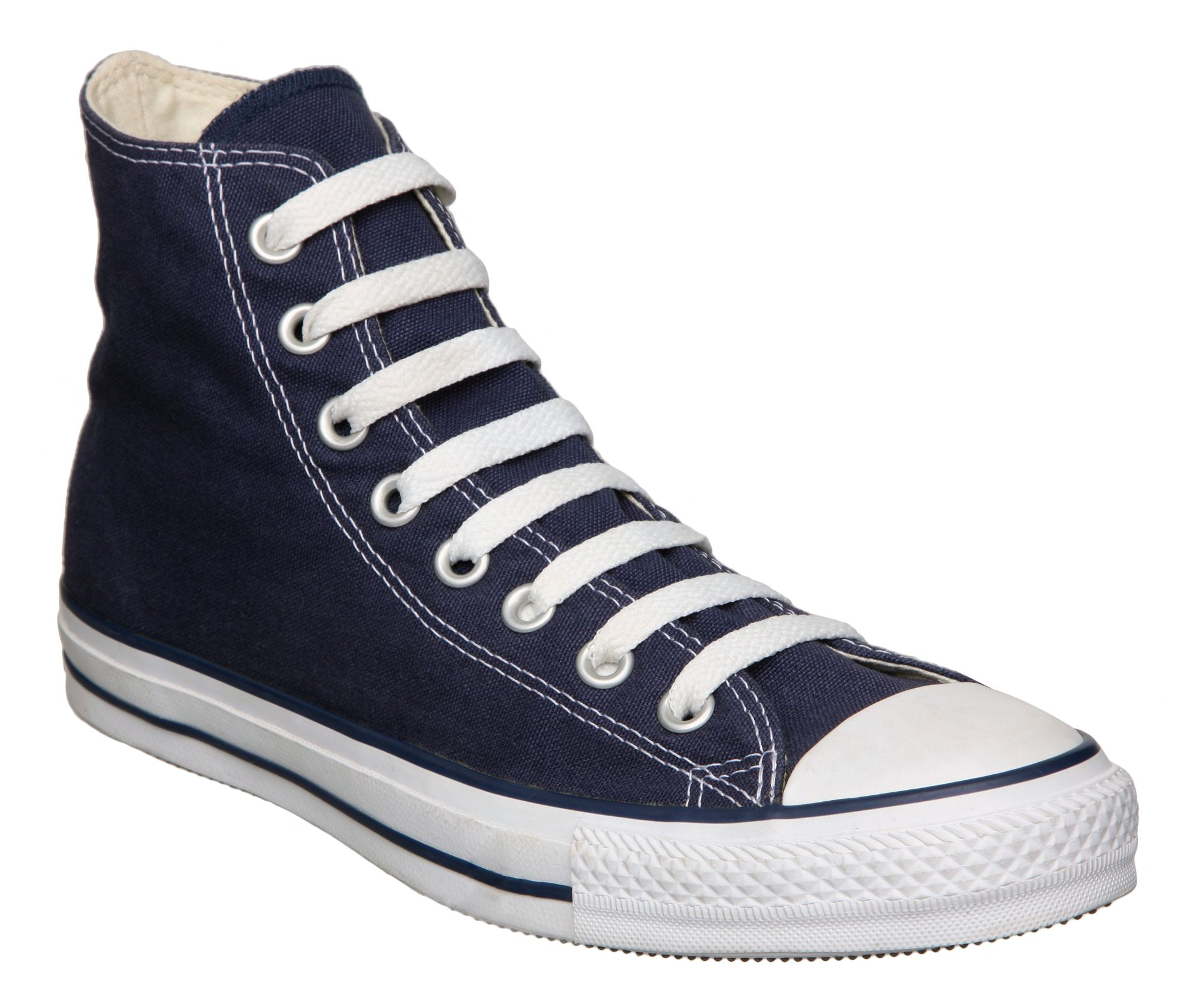 Converse High Top Trainers in Navy (Blue) for Men