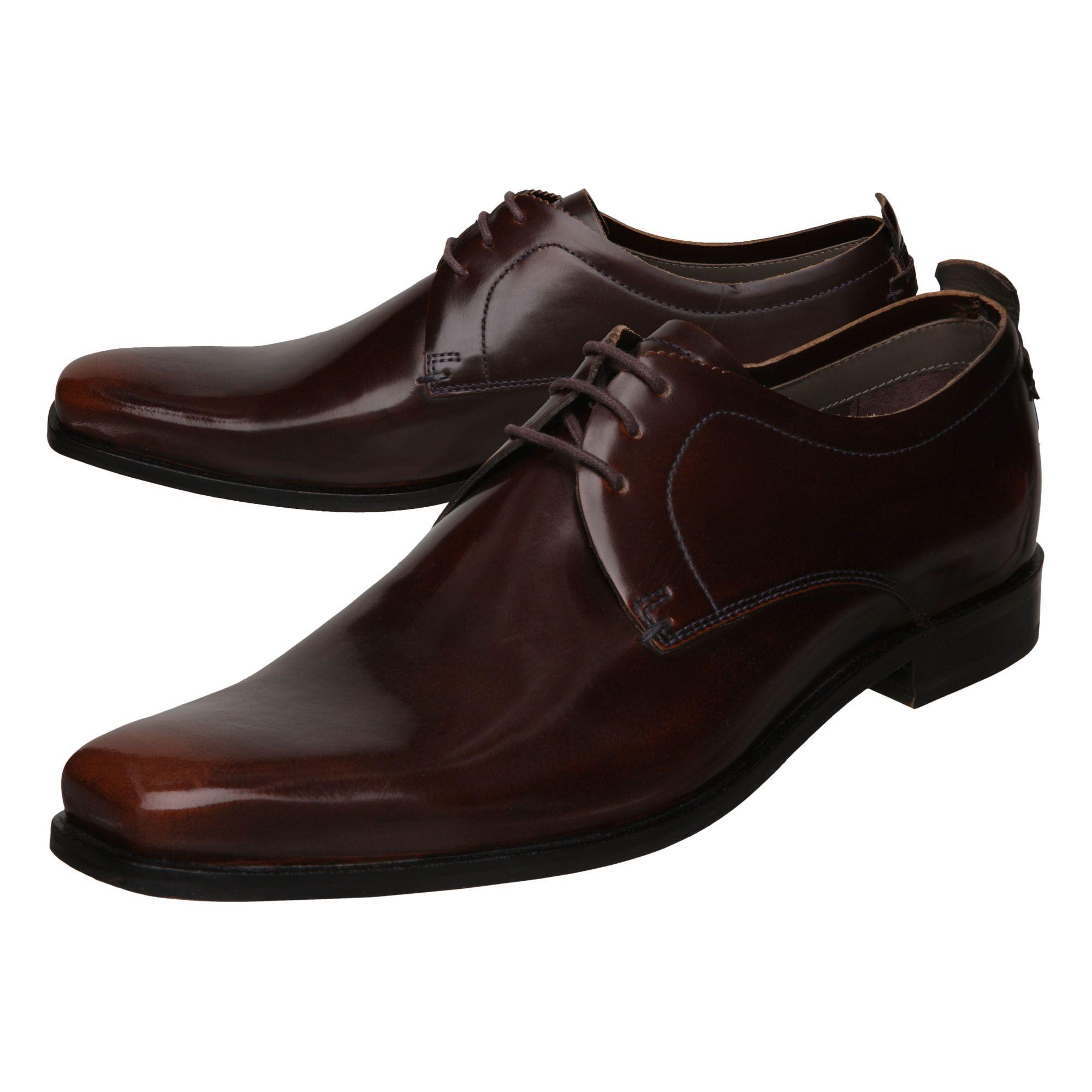 ted baker kerkan formal shoes in brown for lyst