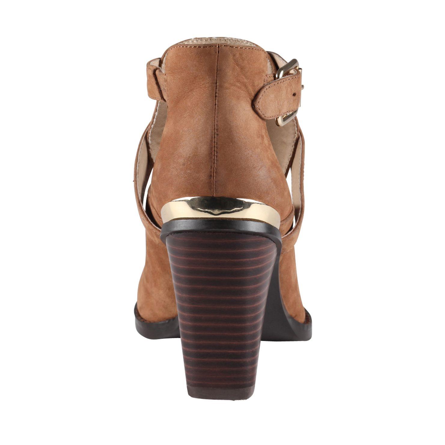 ALDO Moulisova Ankle Boots in Cognac (Brown)