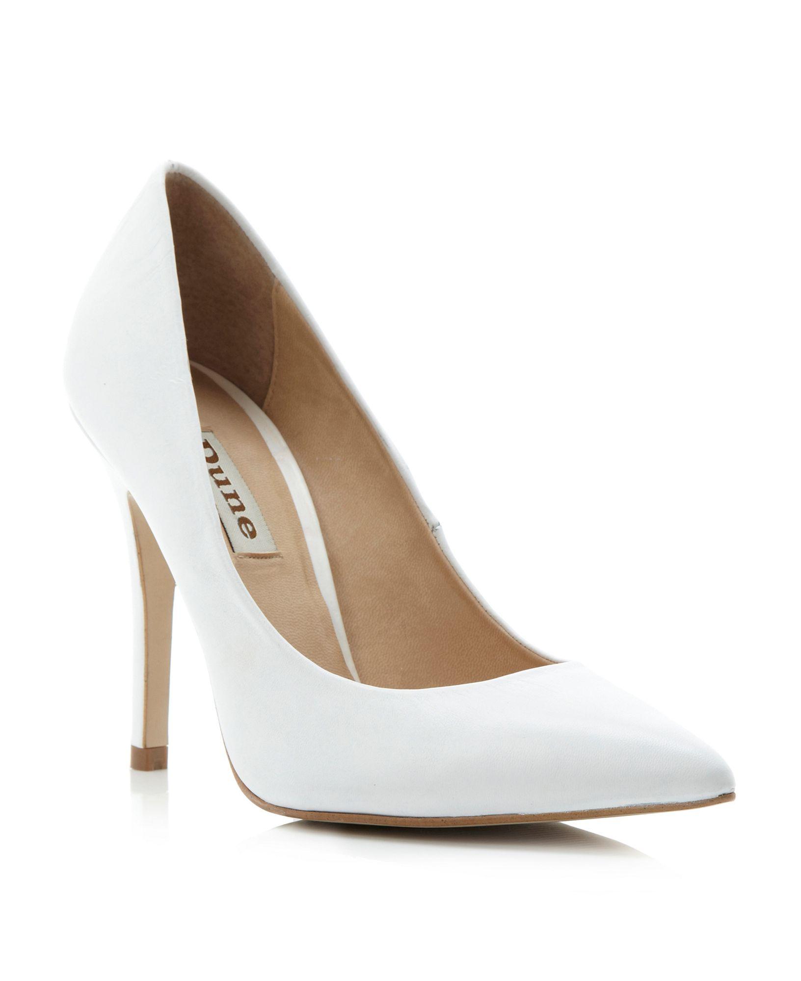 dune white shoes where can i buy 489e5