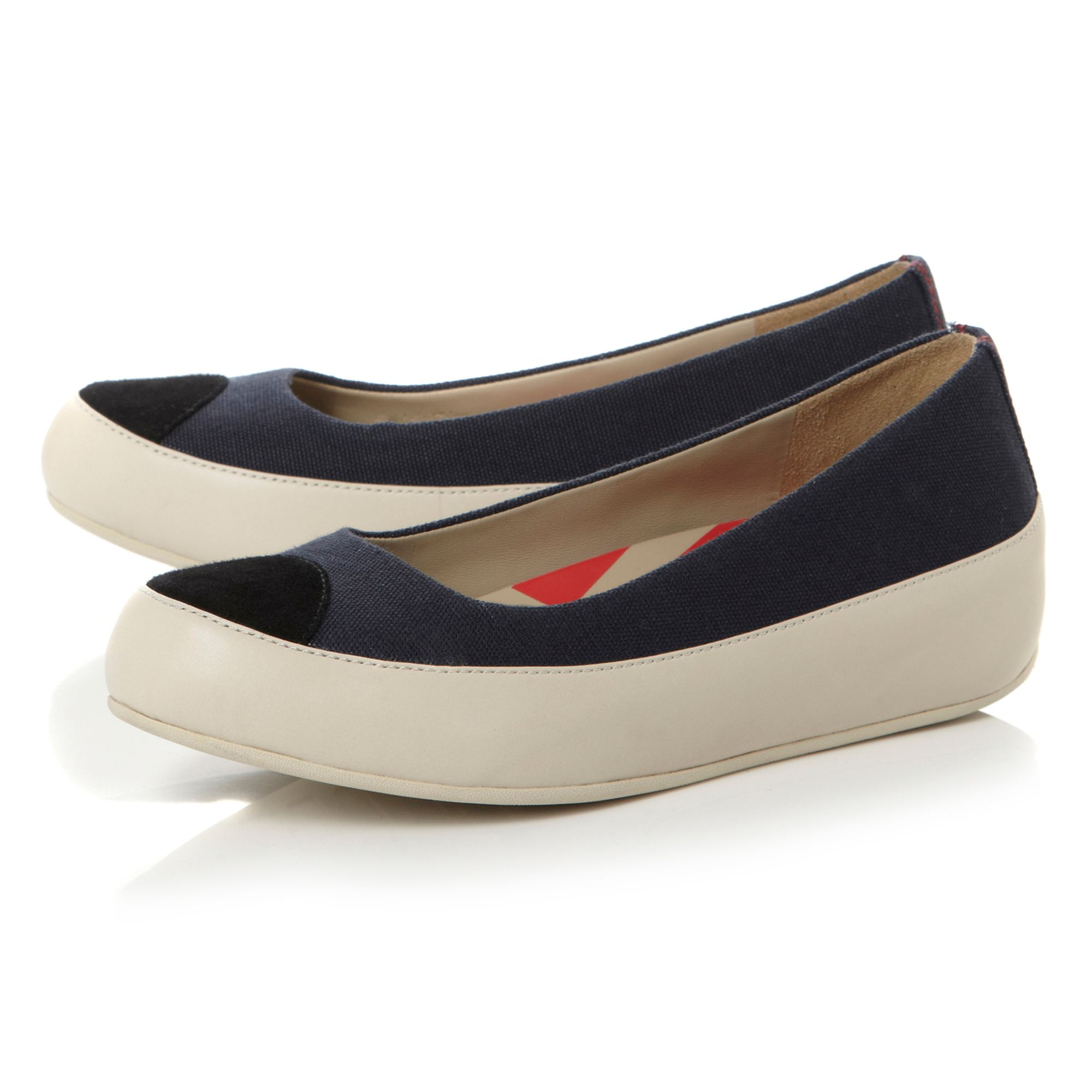 fitflop due ballet flat