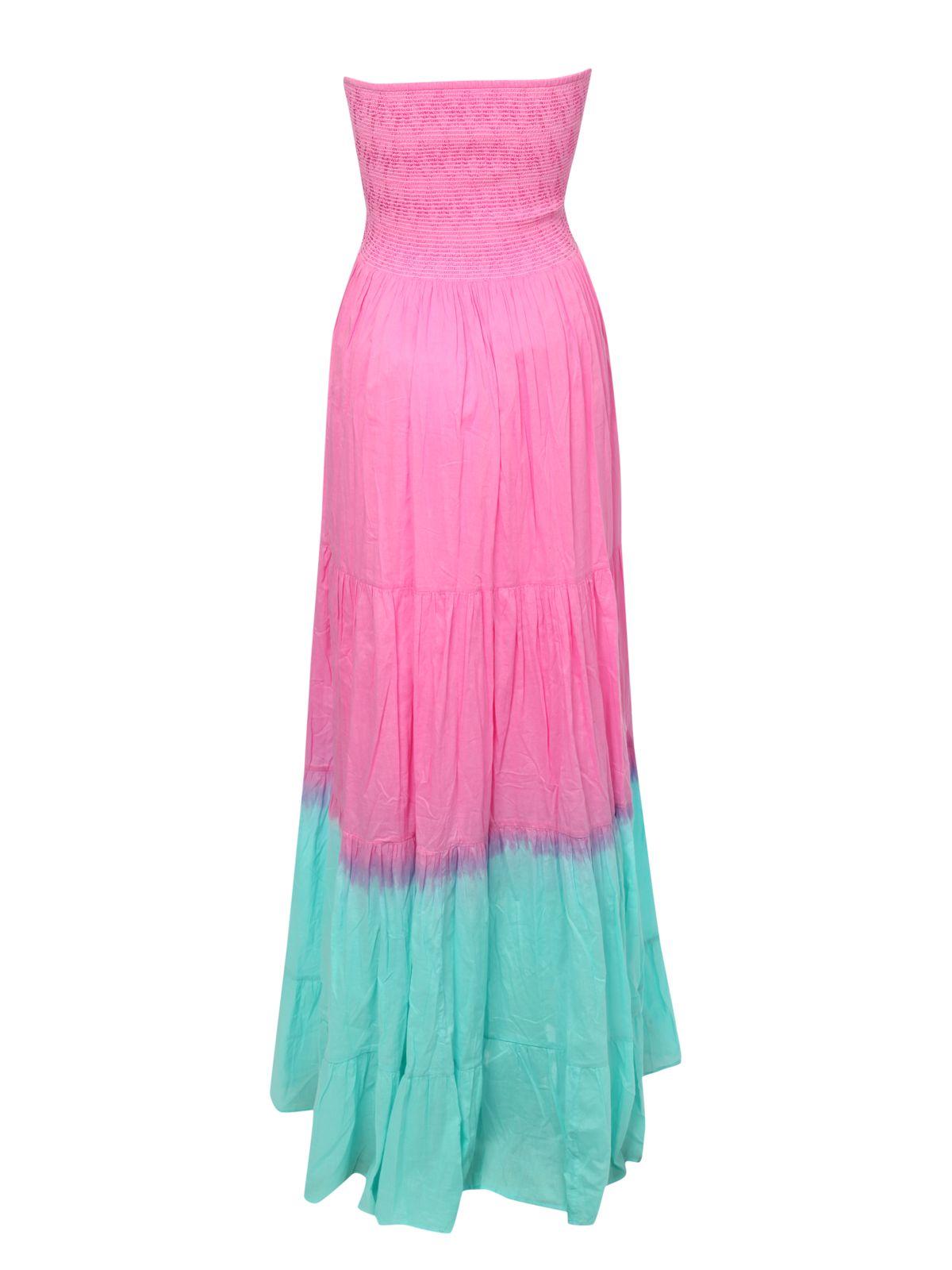 Dip dye maxi dress jane norman
