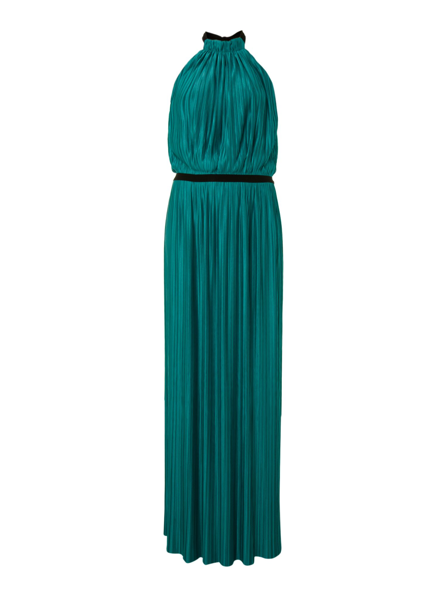 maxi dresses in teal
