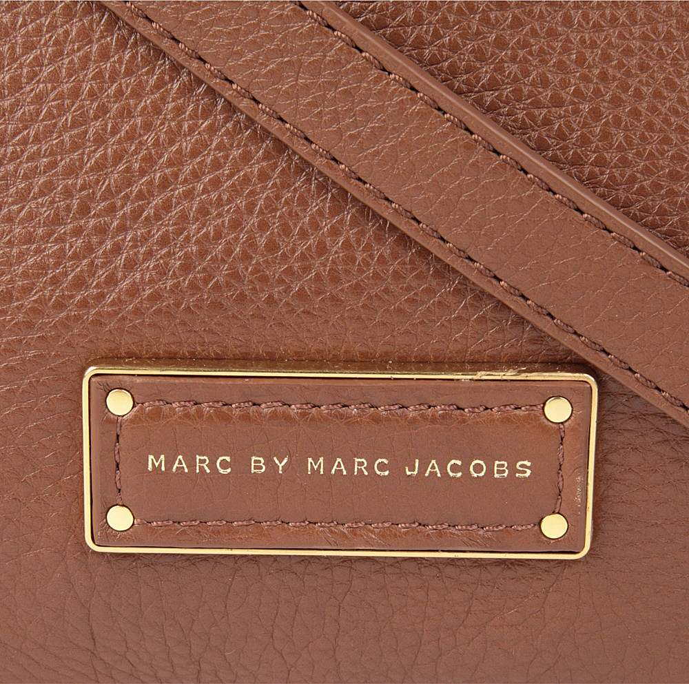 Marc By Marc Jacobs Too Hot To Handle Bentley Tote in Brown