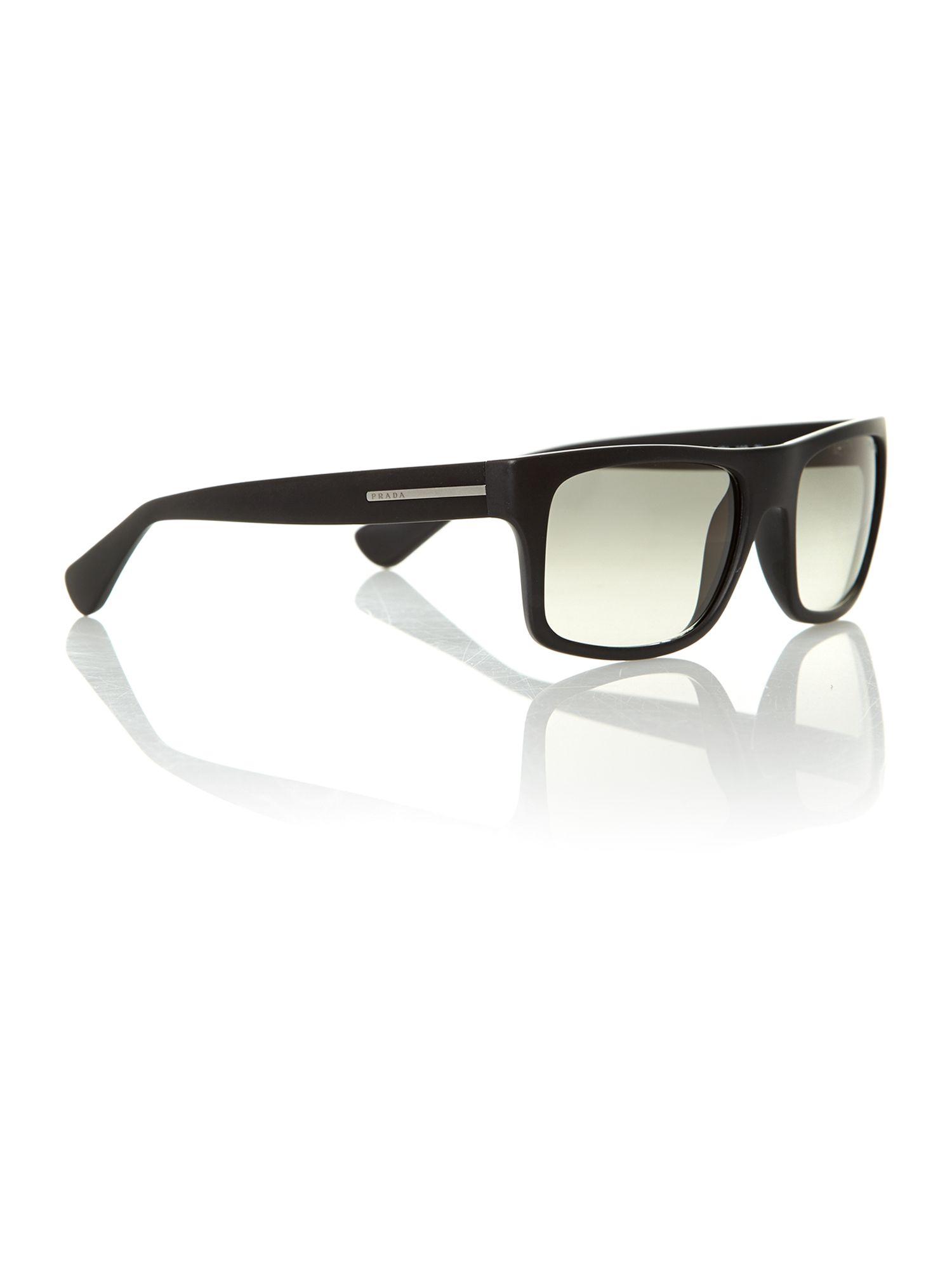 19c264b161397 White Prada Sunglasses Men