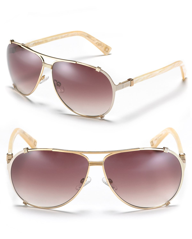 dcd411484061 Dior Piccadilly 2 Metal Aviator Sunglasses