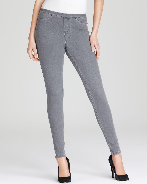 Hue Leggings - The Original Jeans U13316 In Gray - Lyst-2171