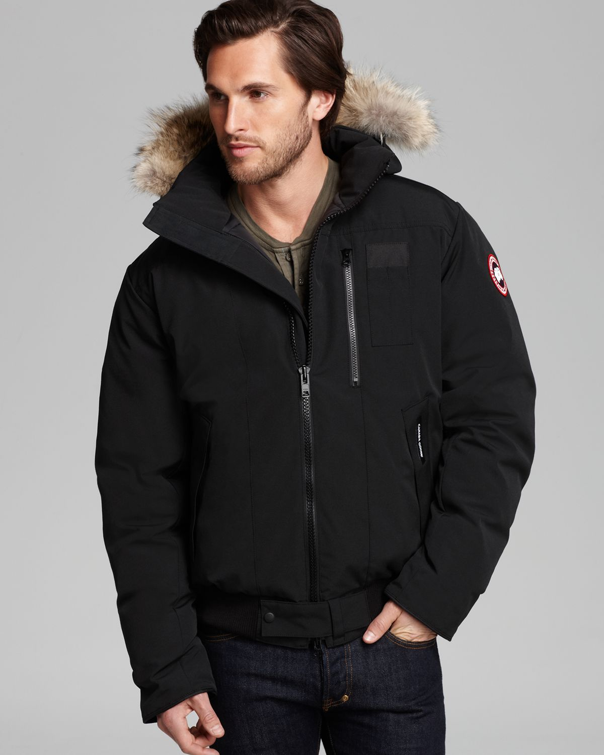 Canada Goose Borden Bomber Popular