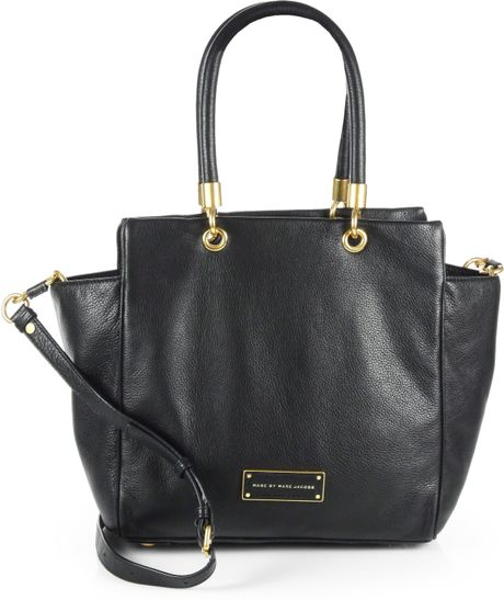Marc By Marc Jacobs Bentley Tote In Black