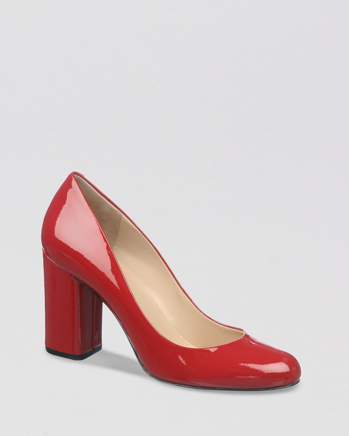 Moda In Pelle Red Shoes