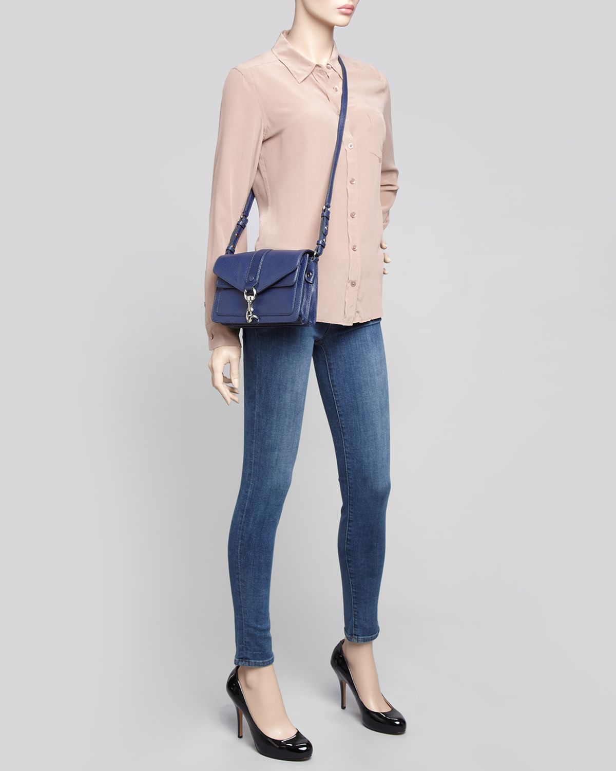 Gallery Previously Sold At Bloomingdale S Women Rebecca Minkoff Mini 5