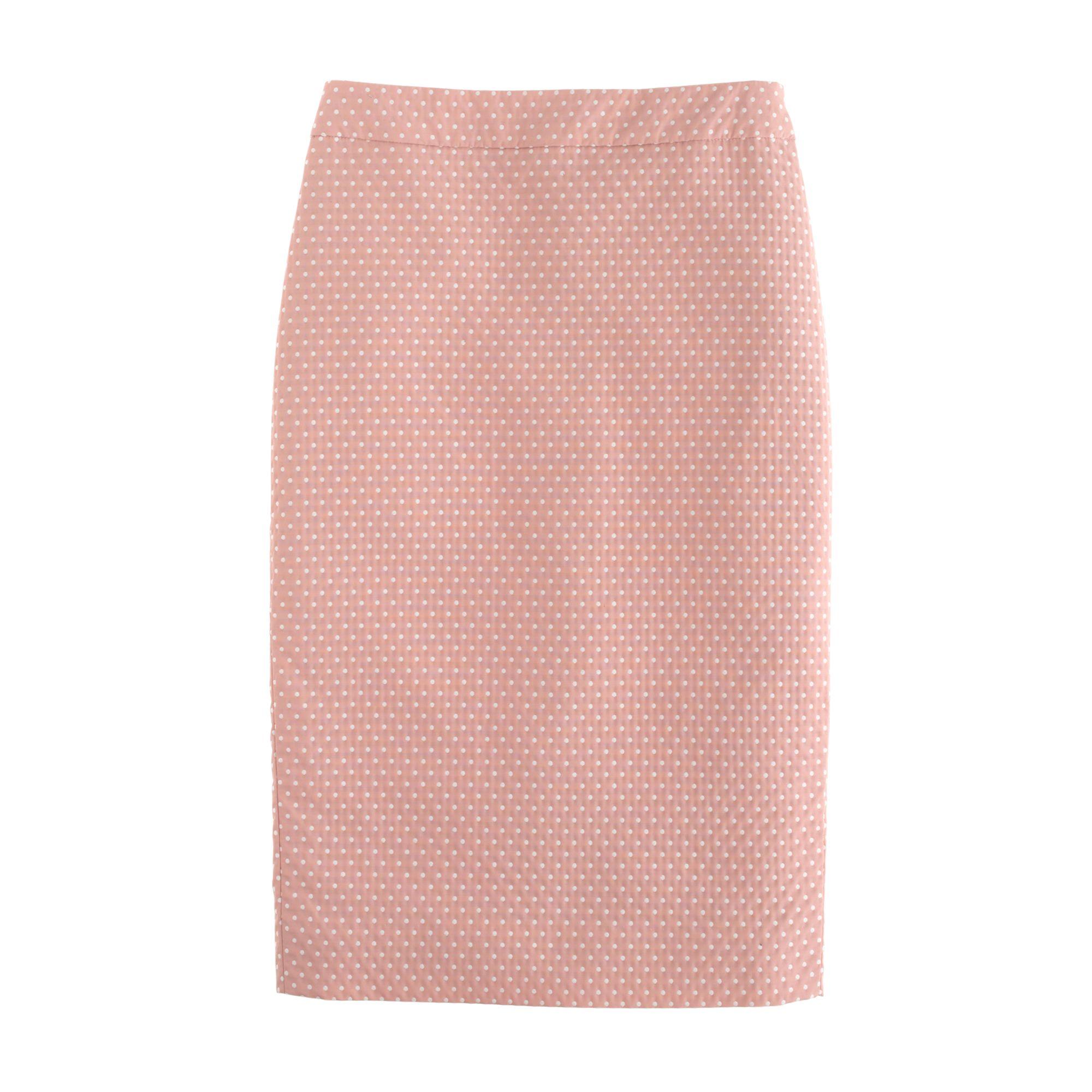 Blush Pink Pencil Skirt | Gommap Blog