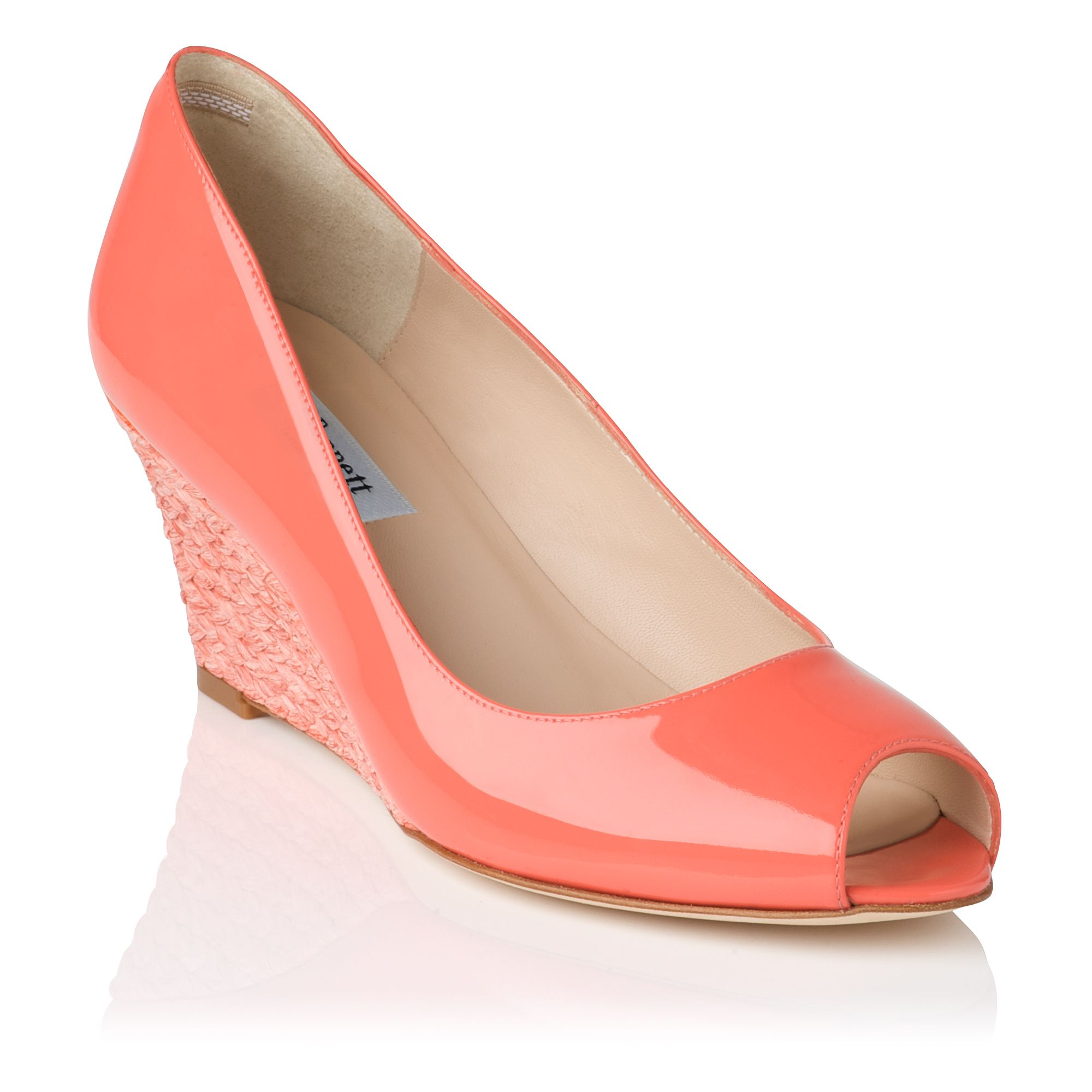 Free shipping BOTH ways on peep toe wedges, from our vast selection of styles. Fast delivery, and 24/7/ real-person service with a smile. Click or call