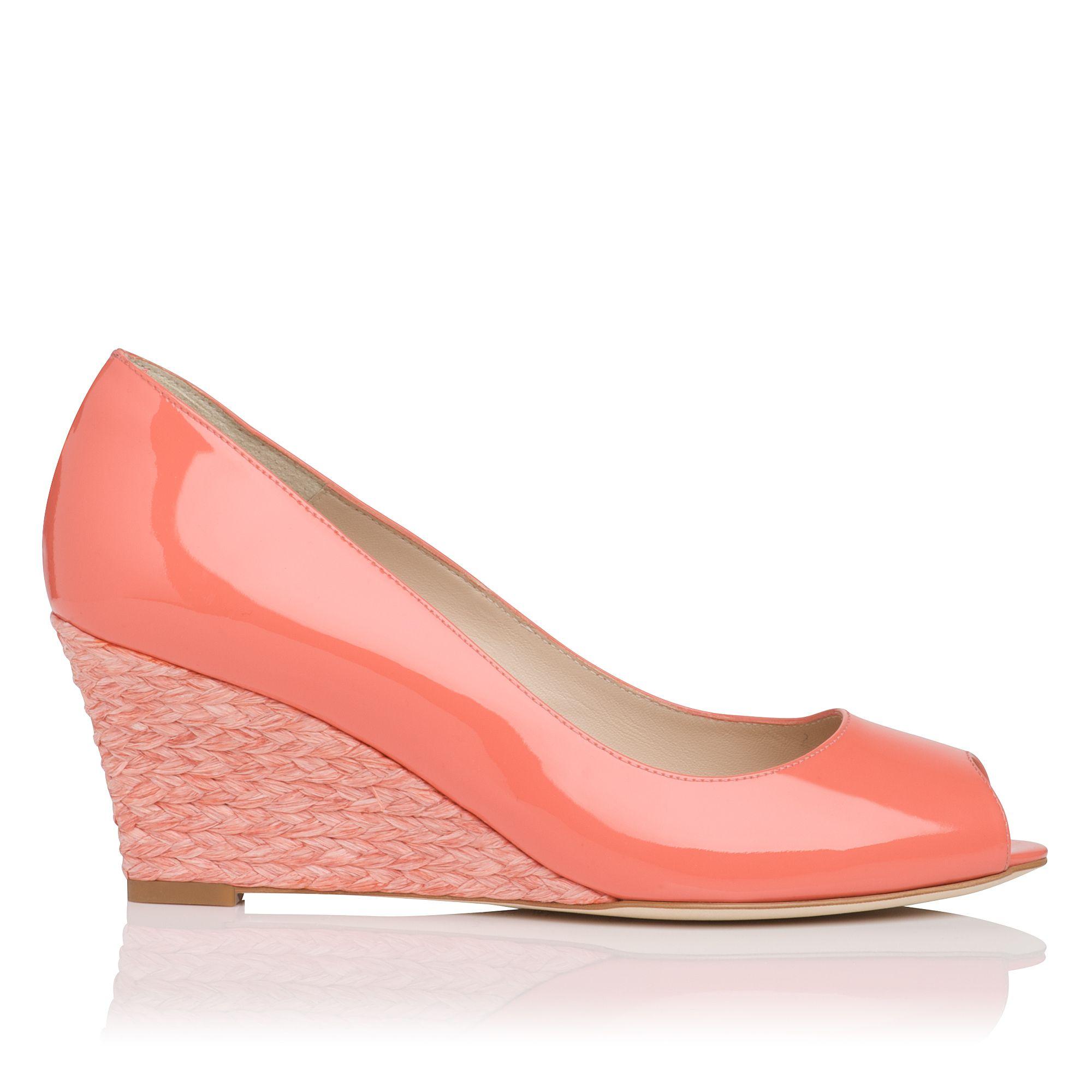Comfortable Wedge Shoes Caspar Womens Shoes Sandals Peep