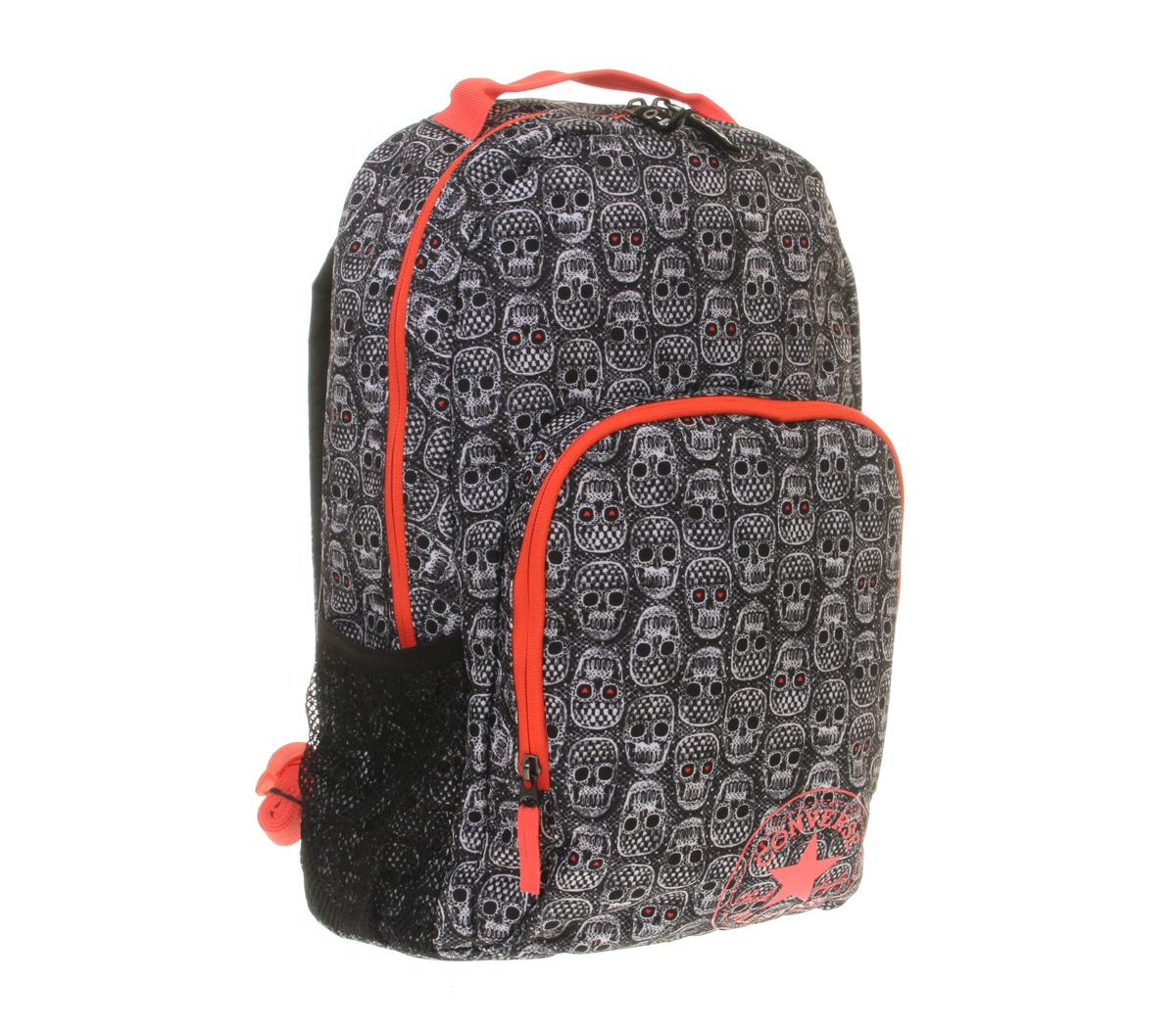 6c052fd3b1b Converse All In Back Pack in Orange for Men - Lyst