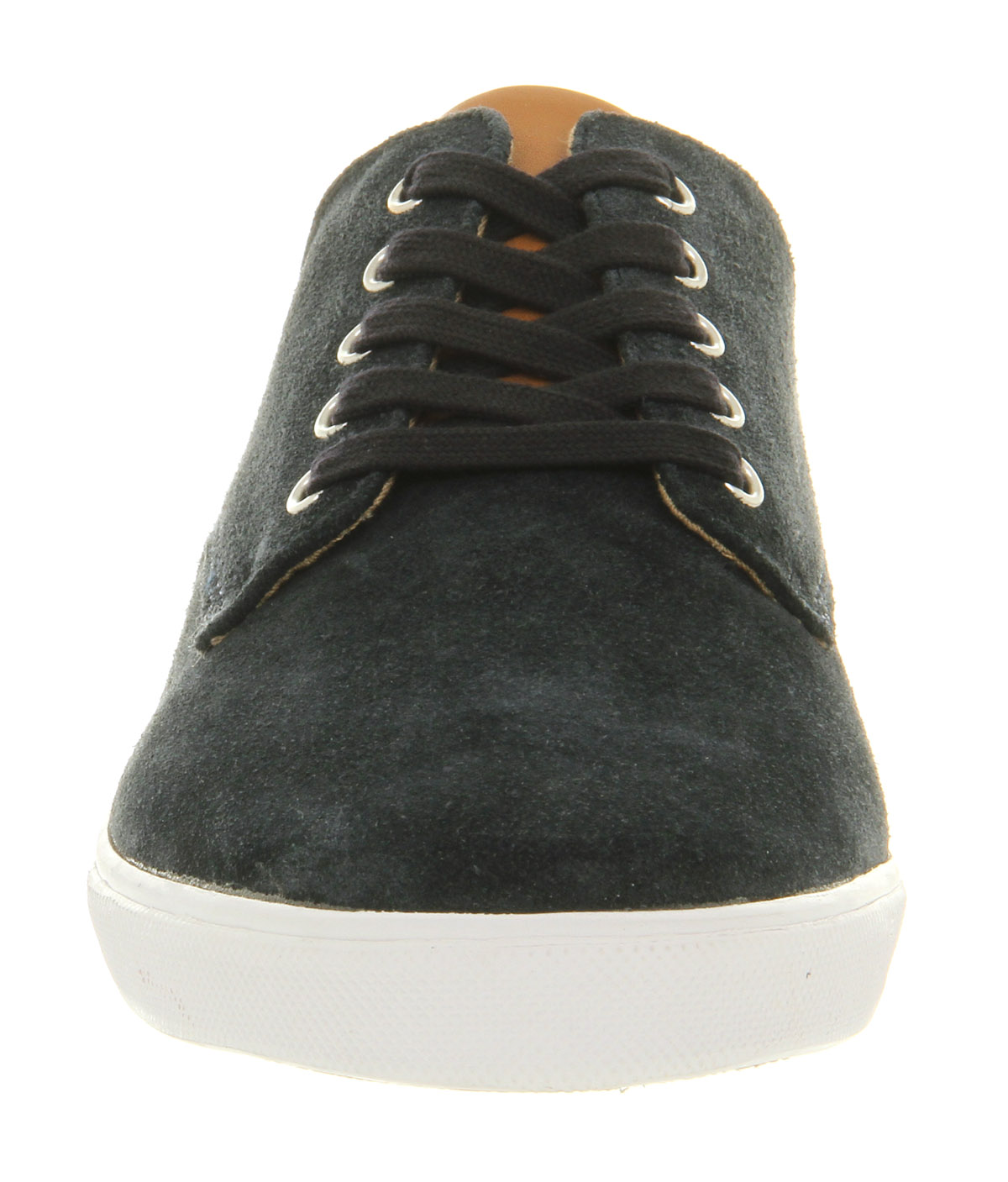 Fred Perry Deon Suede Blue Red Tan Smu for Men