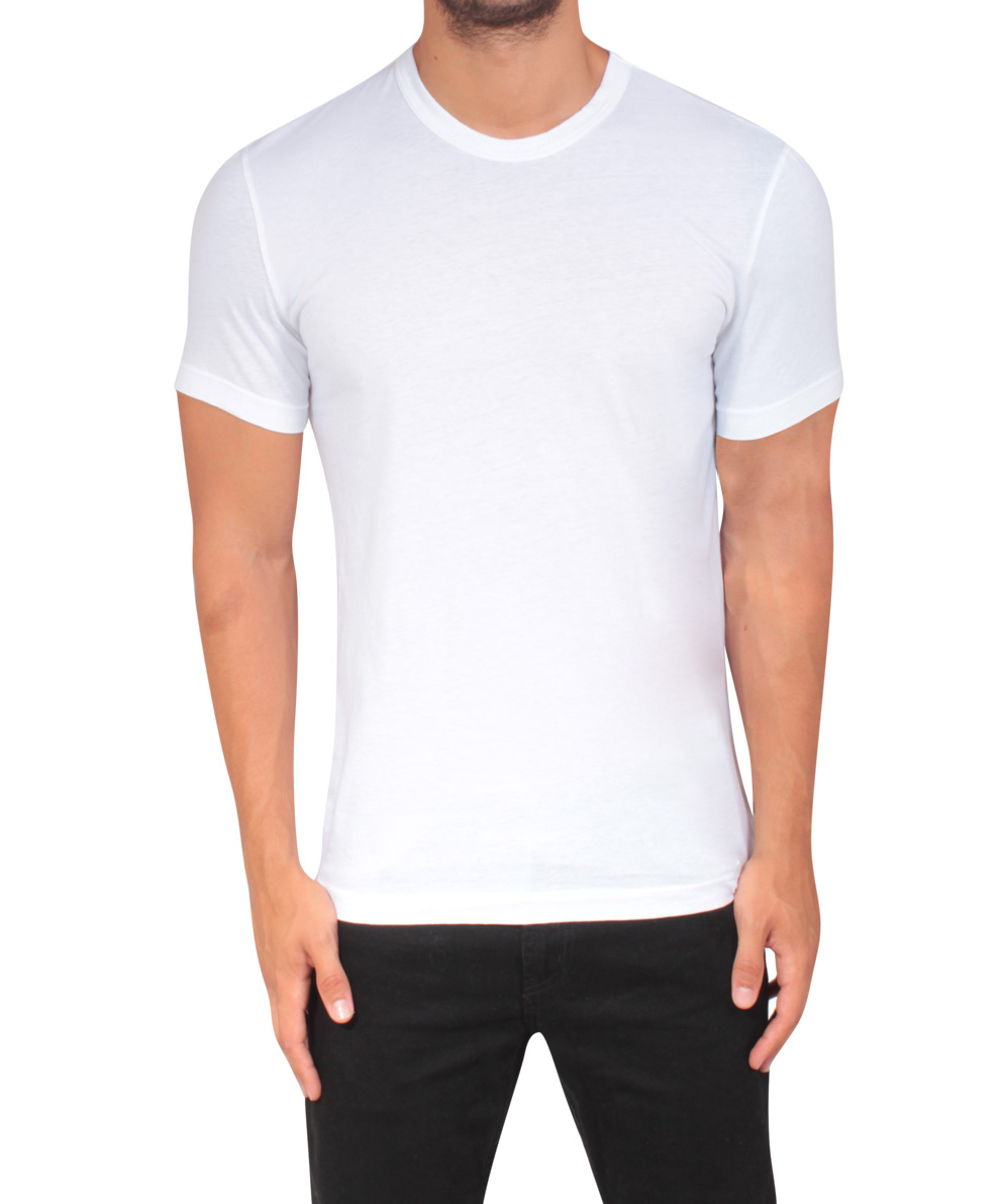 James perse t shirt cotton in white for men lyst for James perse t shirts sale
