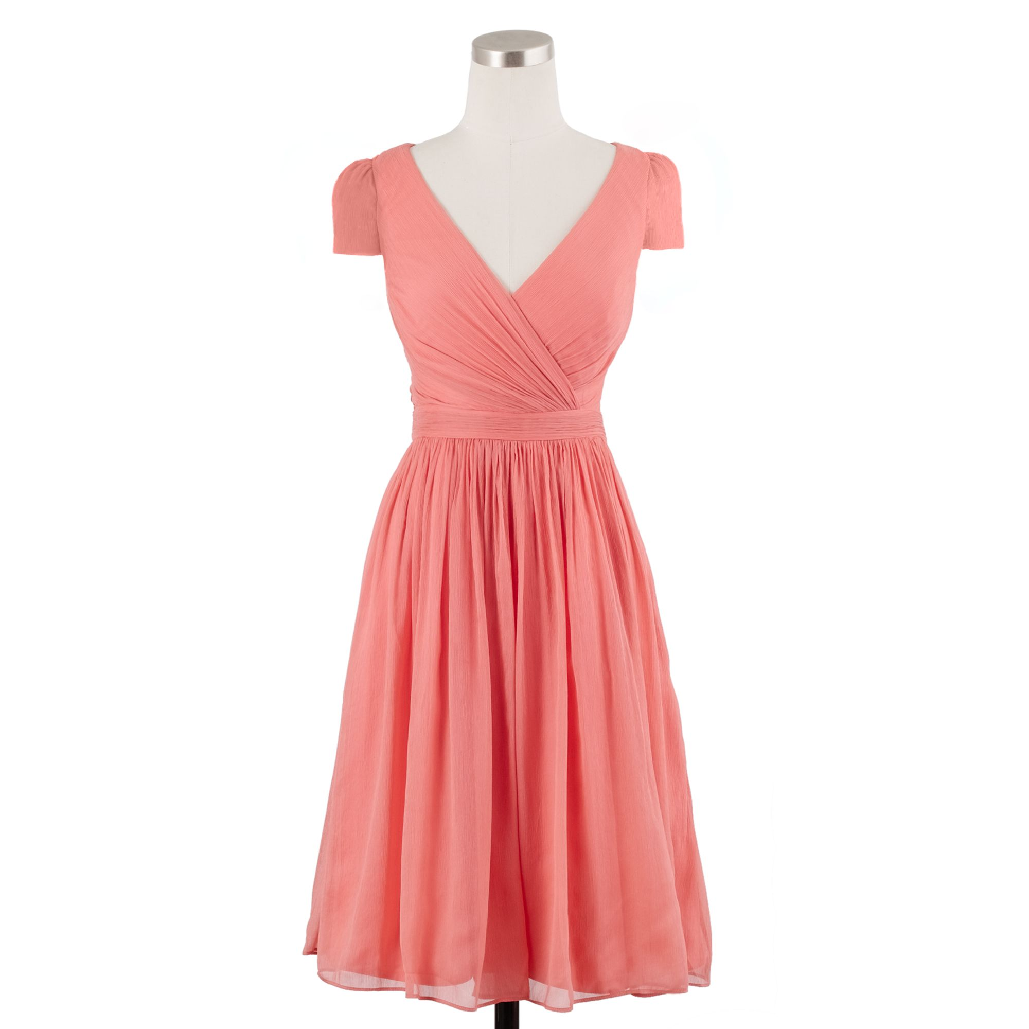J And J Corals J.crew Petite Mirabell...